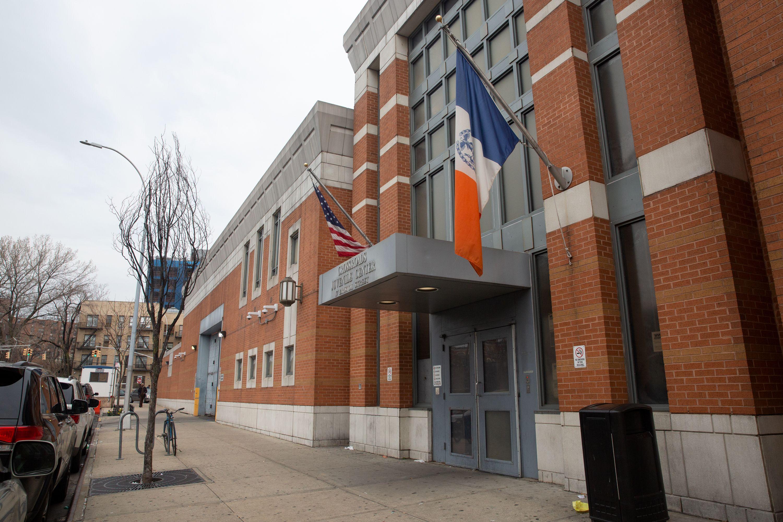 The Crossroads Juvenile Center in Brownsville, Brooklyn.