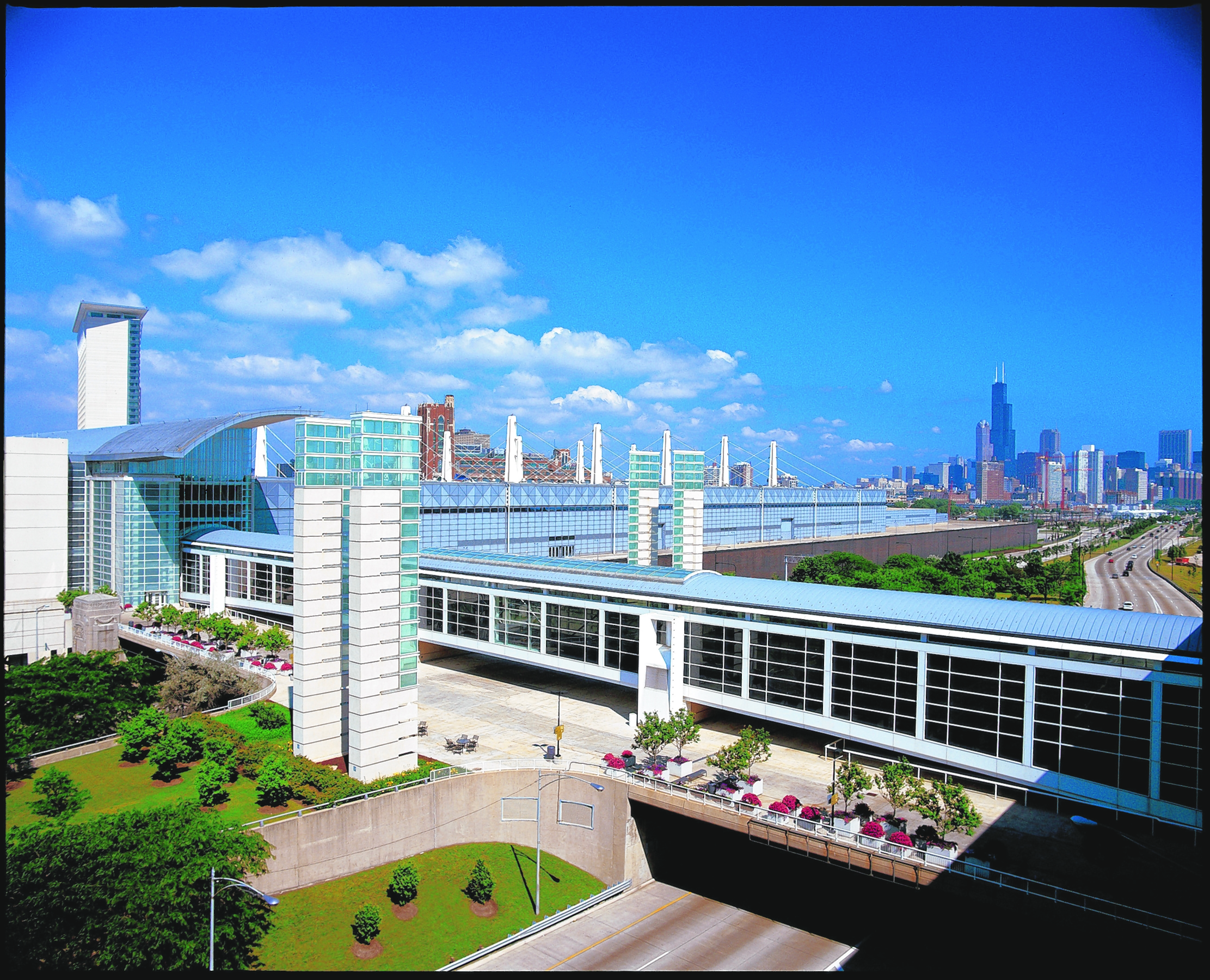 Chicago's McCormick Place convention center.