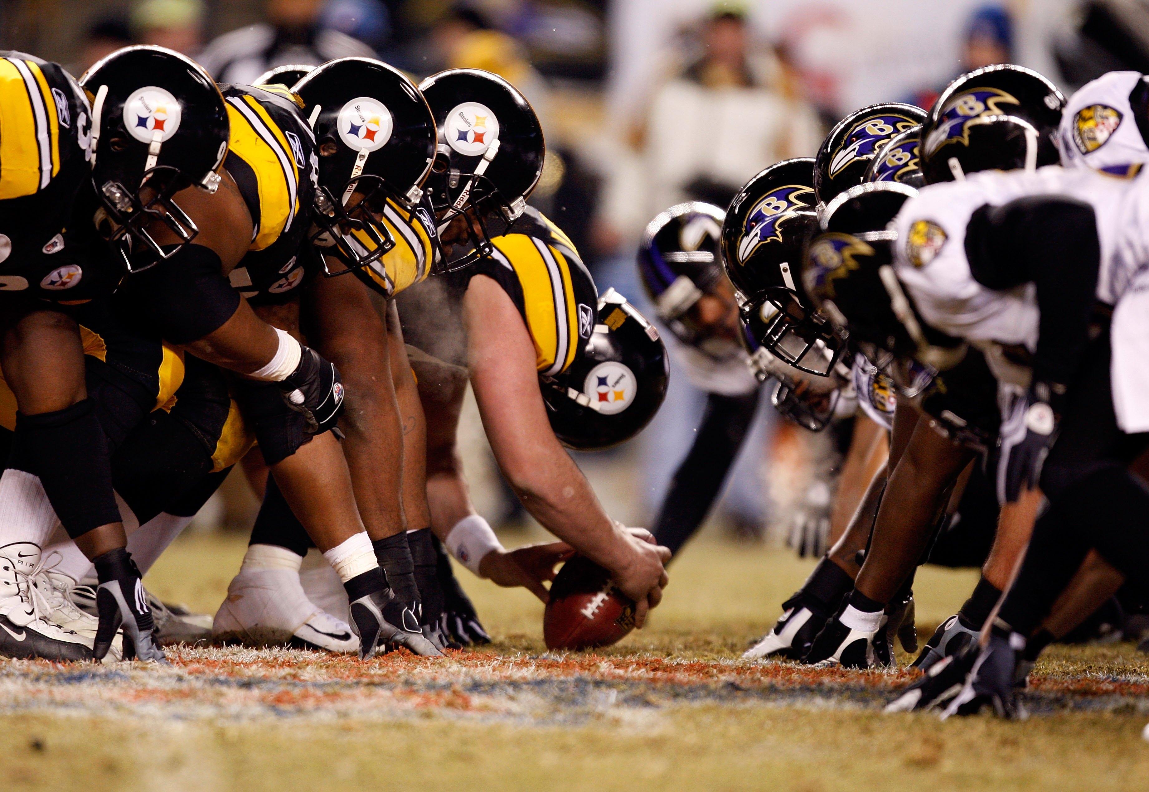 AFC Championship: Baltimore Ravens v Pittsburgh Steelers