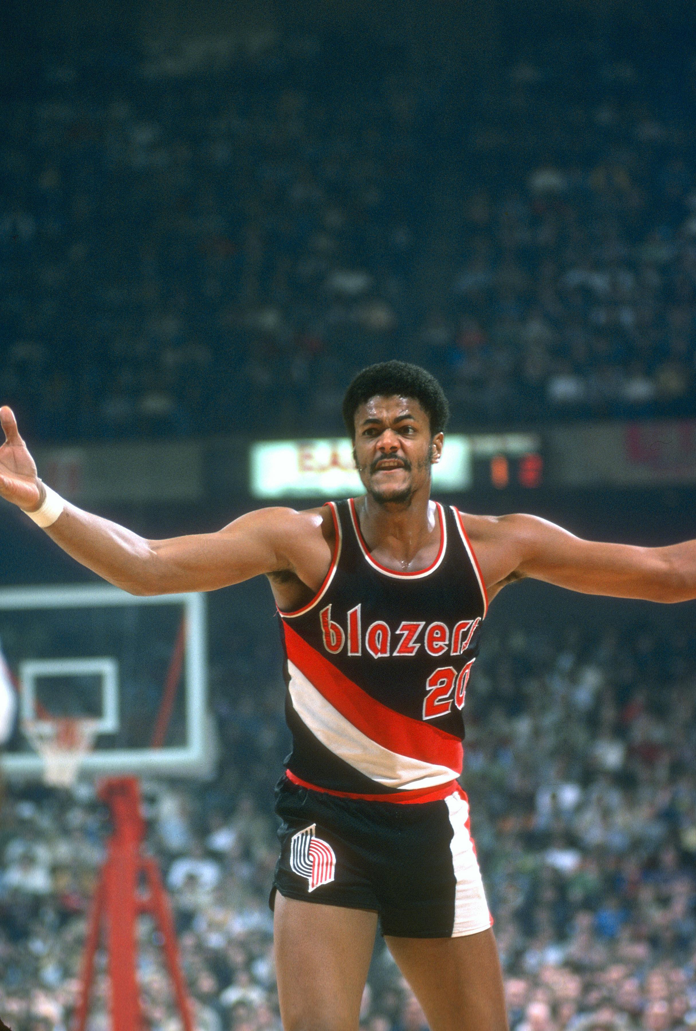 Portland Trail Blazer v Washington Bullets