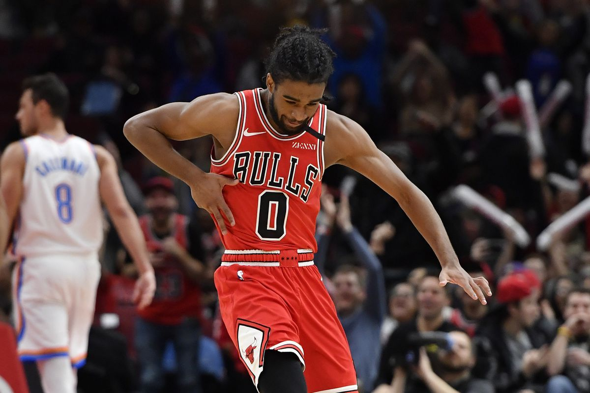 Restarting the NBA season could solidify Coby White's status with the Bulls' new front office.