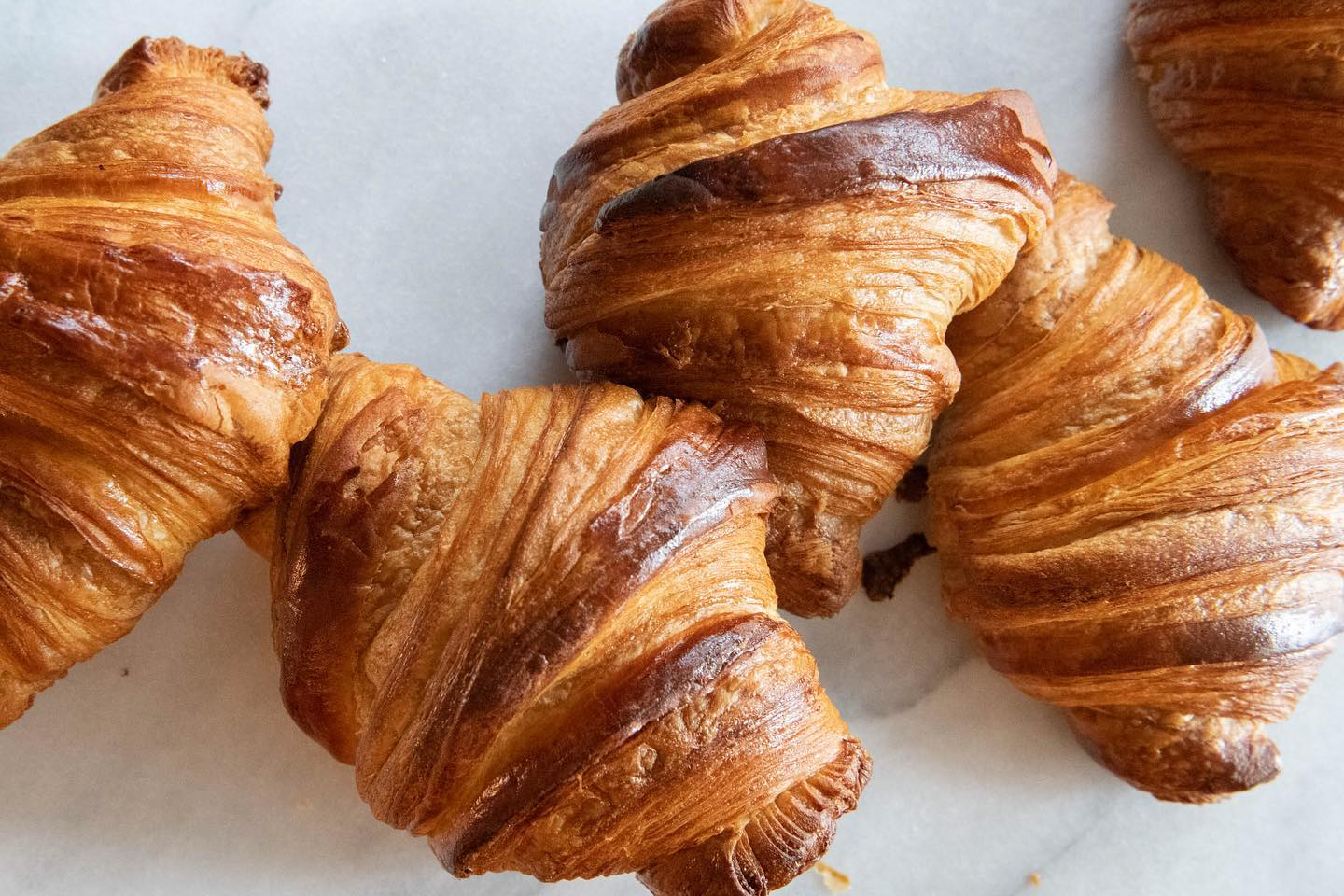 Croissants from Abby Jane Bakeshop