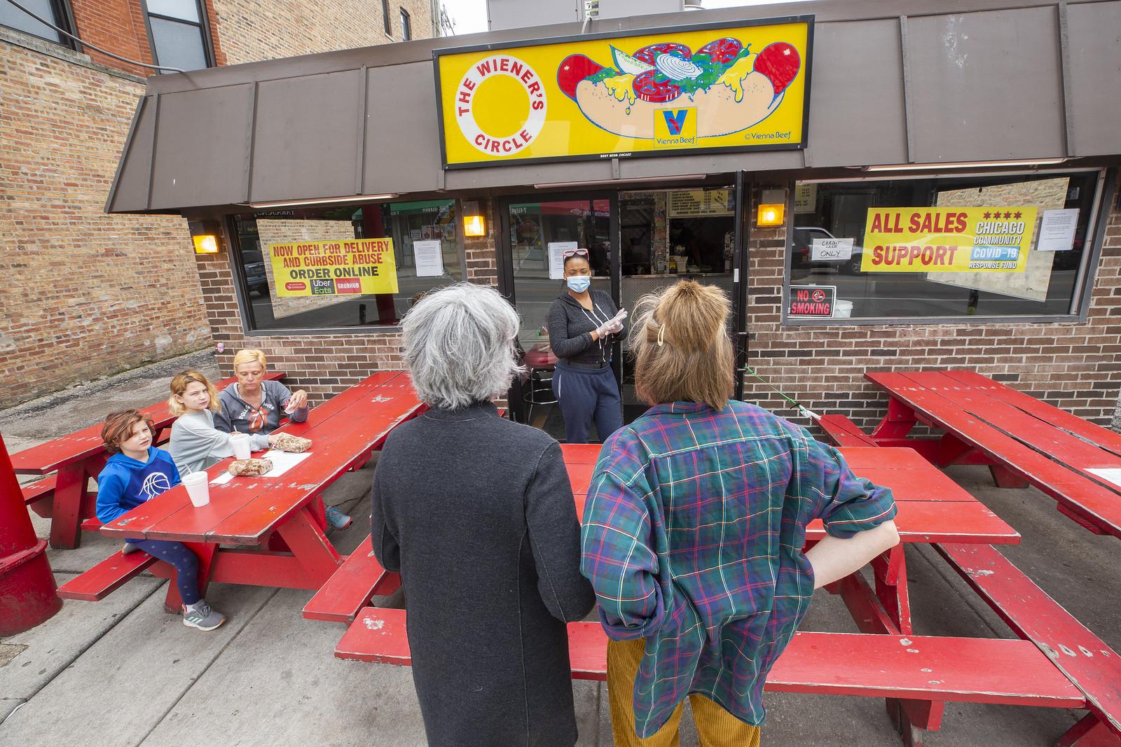 Wiener's circle chicago