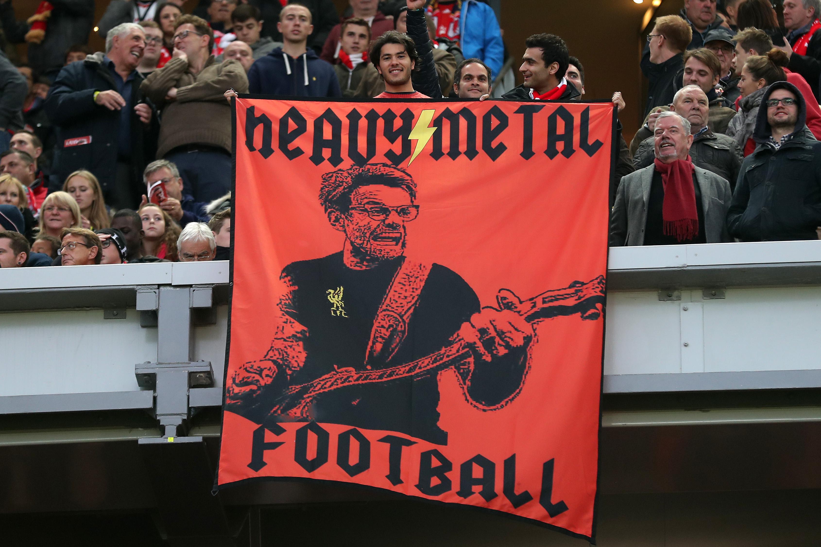 Liverpool v West Bromwich Albion - Premier League