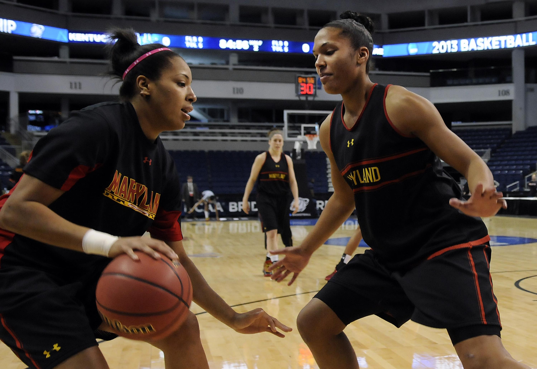 Maryland NCAA Regional Practice