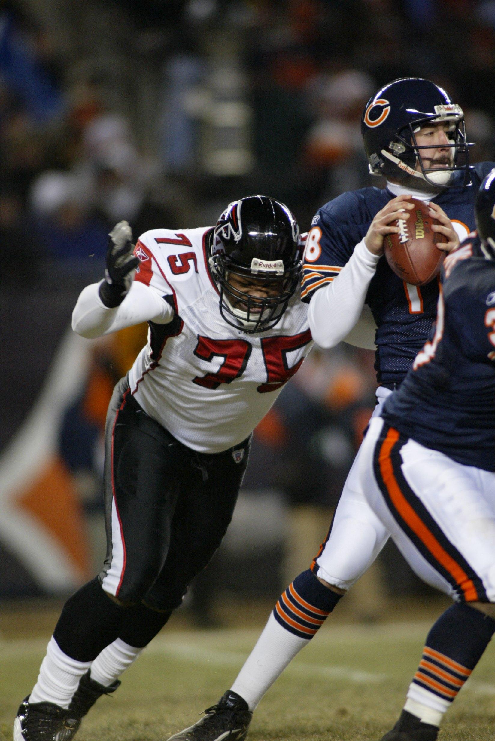 Atlanta Falcons vs Chicago Bears