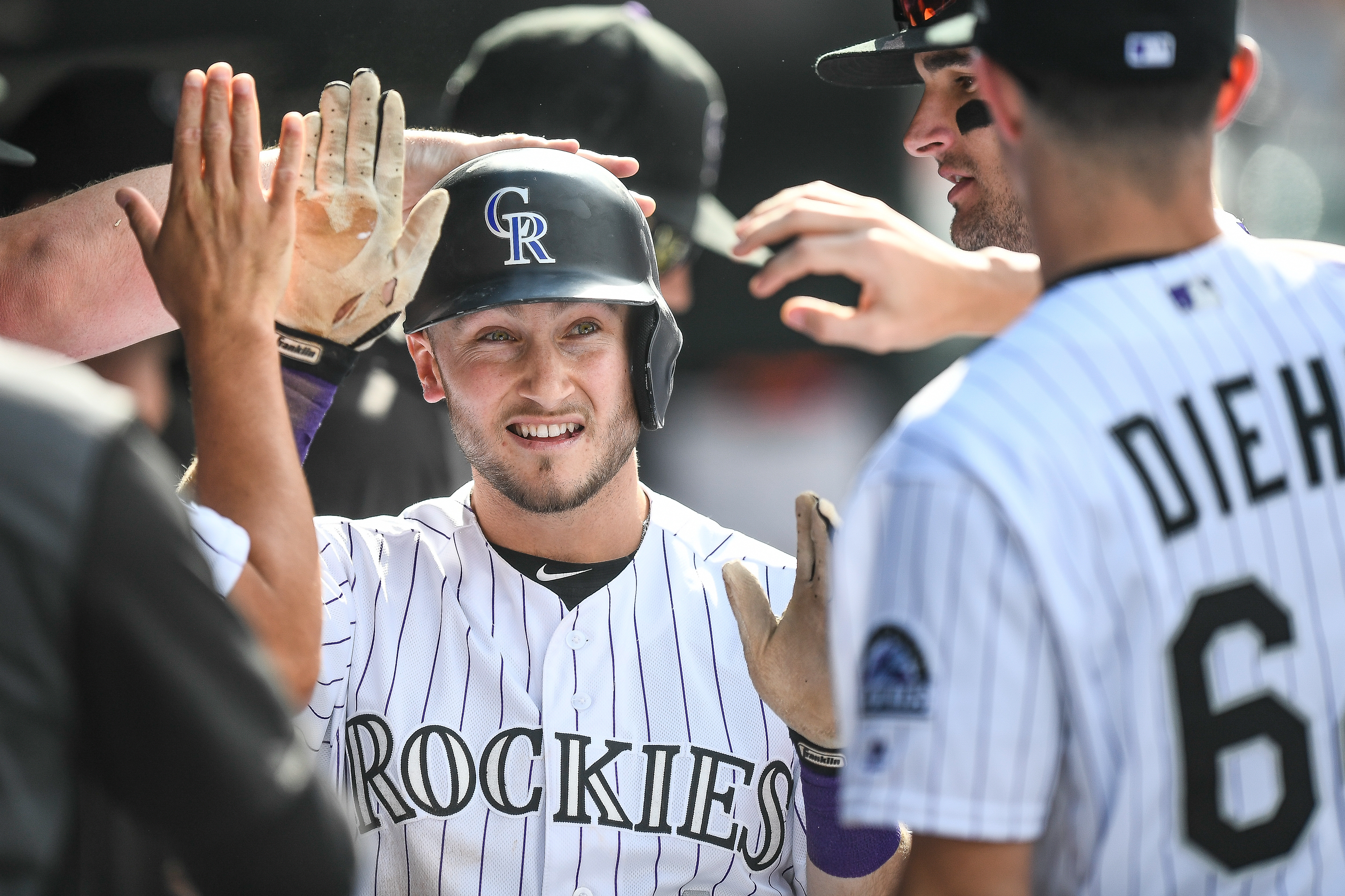 MLB: SEP 18 Mets at Rockies