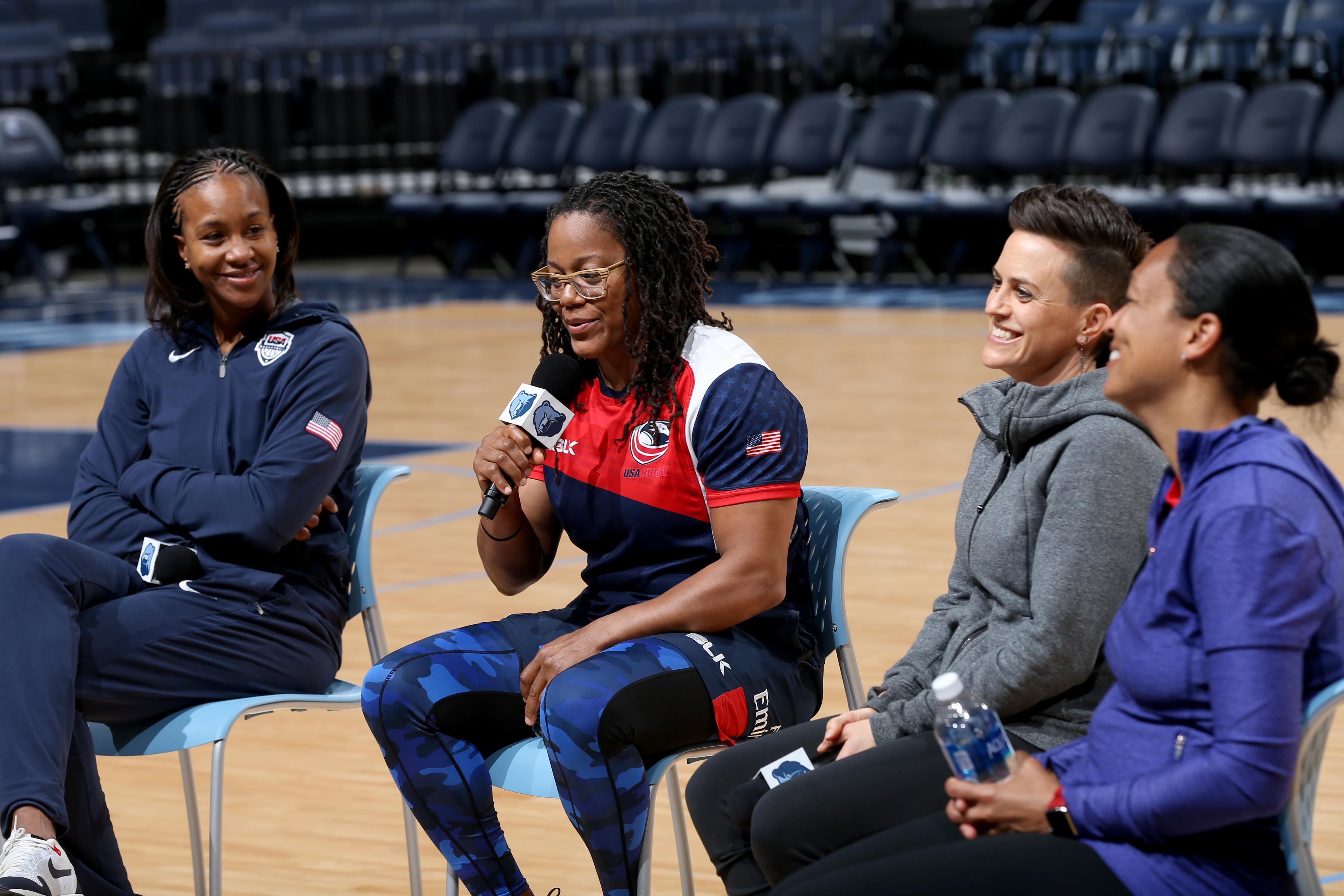 Memphis Grizzlies Host Second Annual Girls' Summit