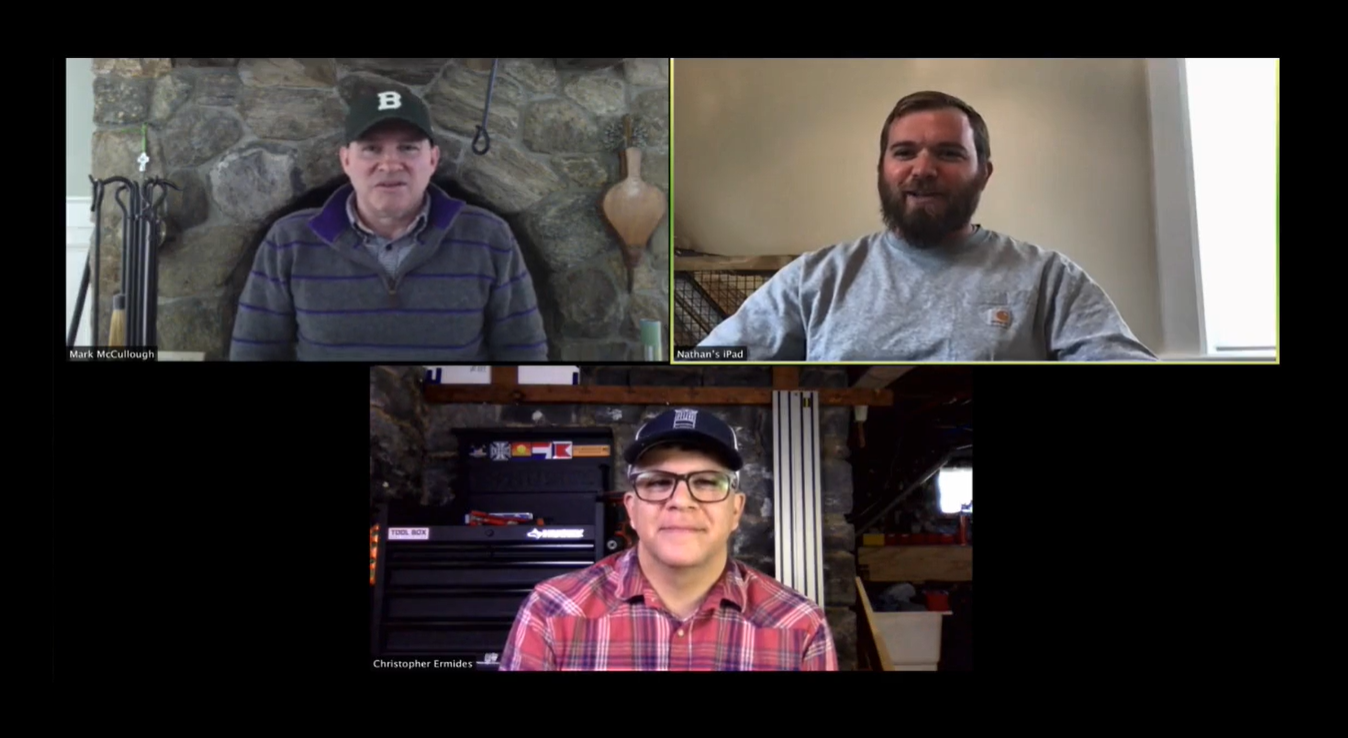 Mark McCullough and Nathan Gilbert Insider Q&A Facebook Group