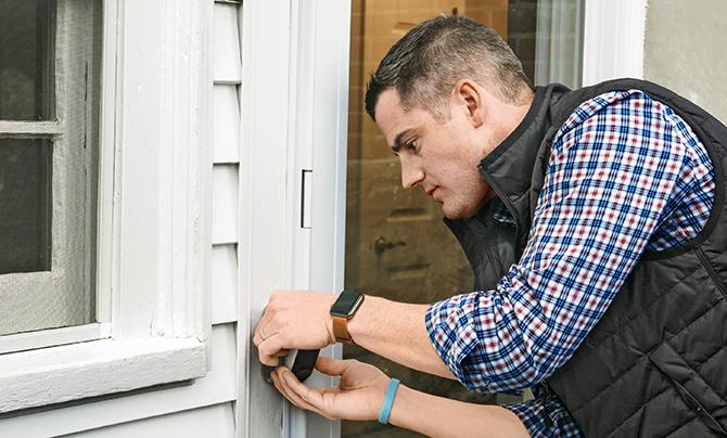 Ross Trethewey DIY Security System Insider Newsletter Tout