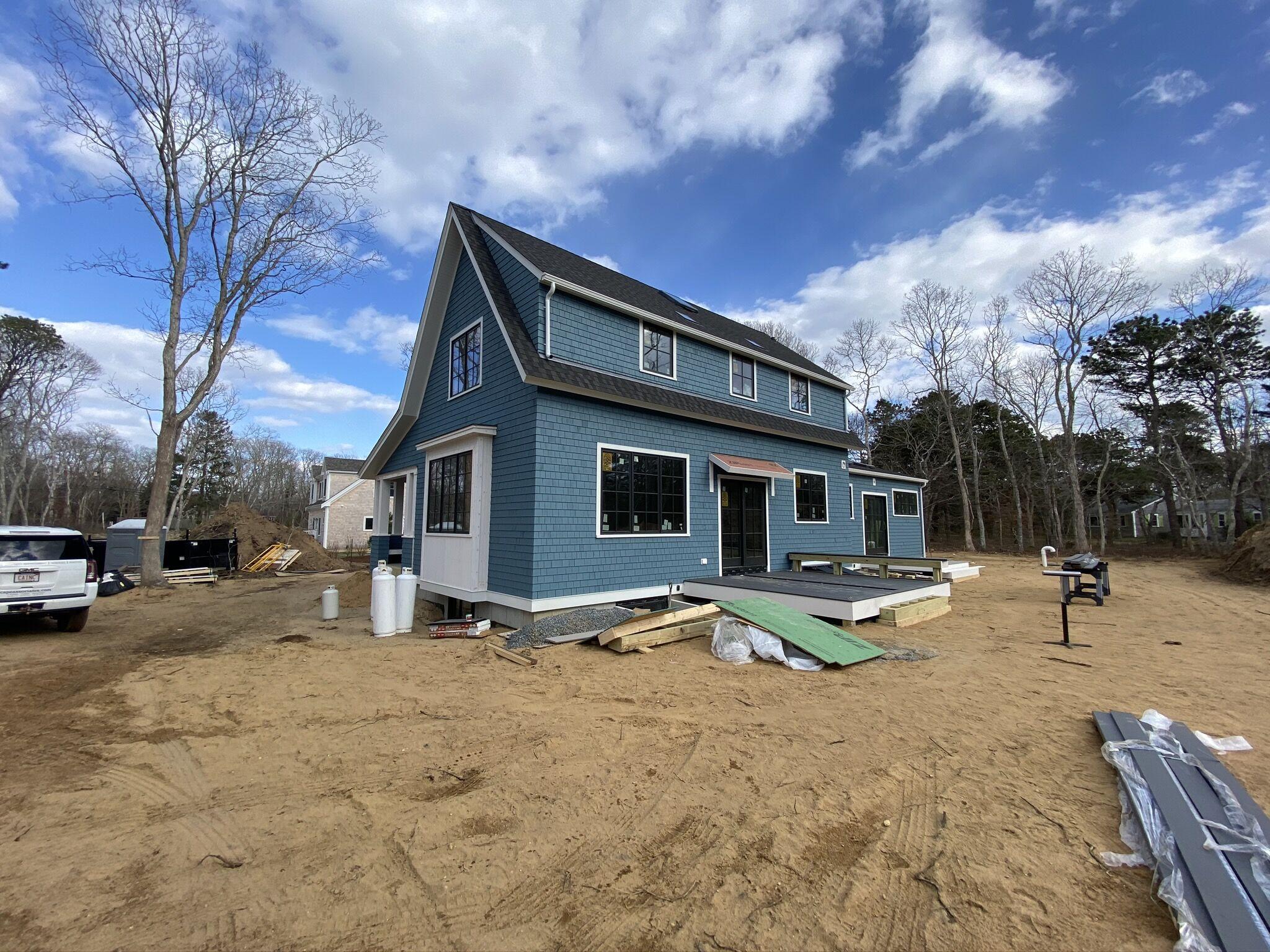 Cottage on the Cape, Idea House, 2020, Progress