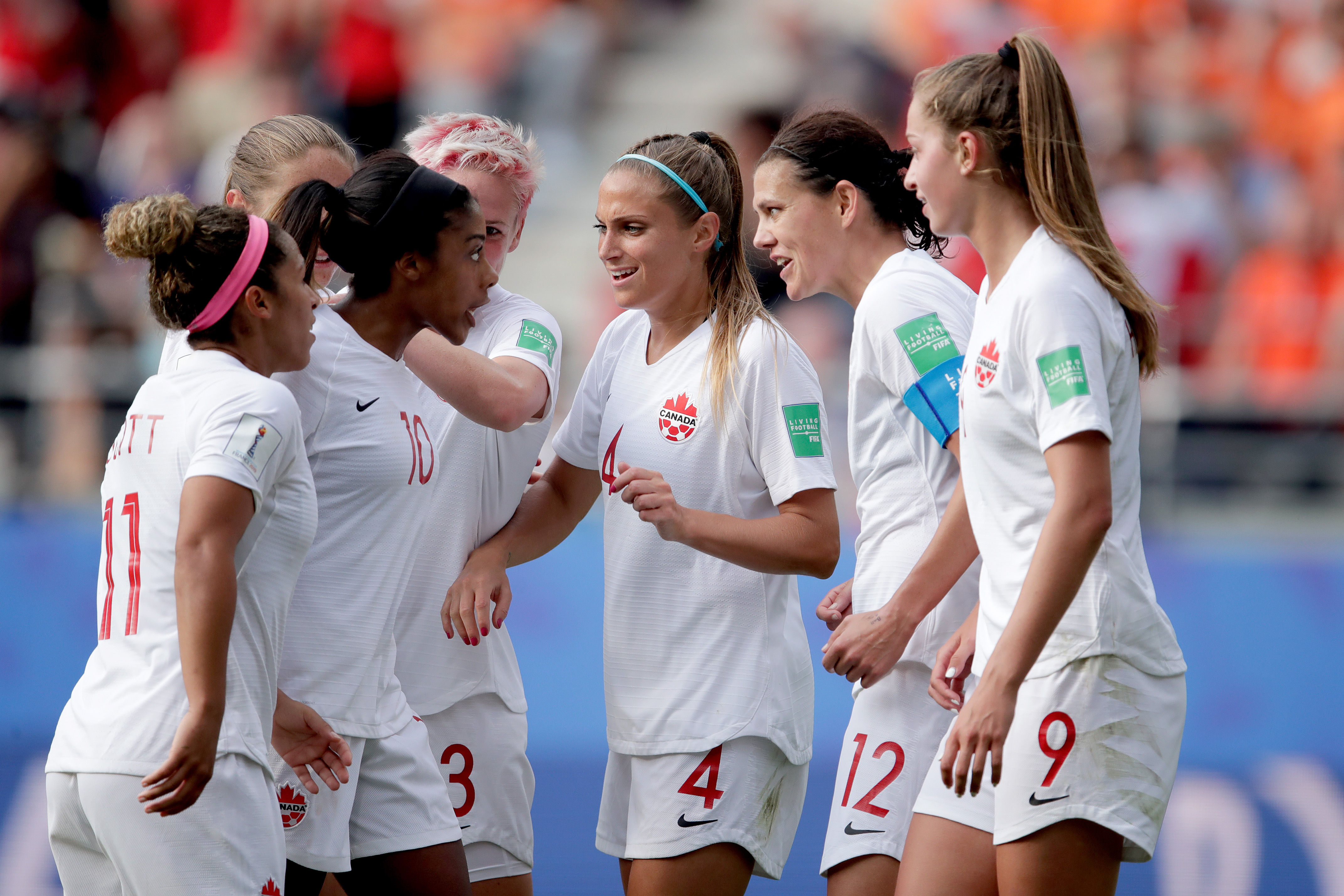 Holland v Canada -World Cup Women