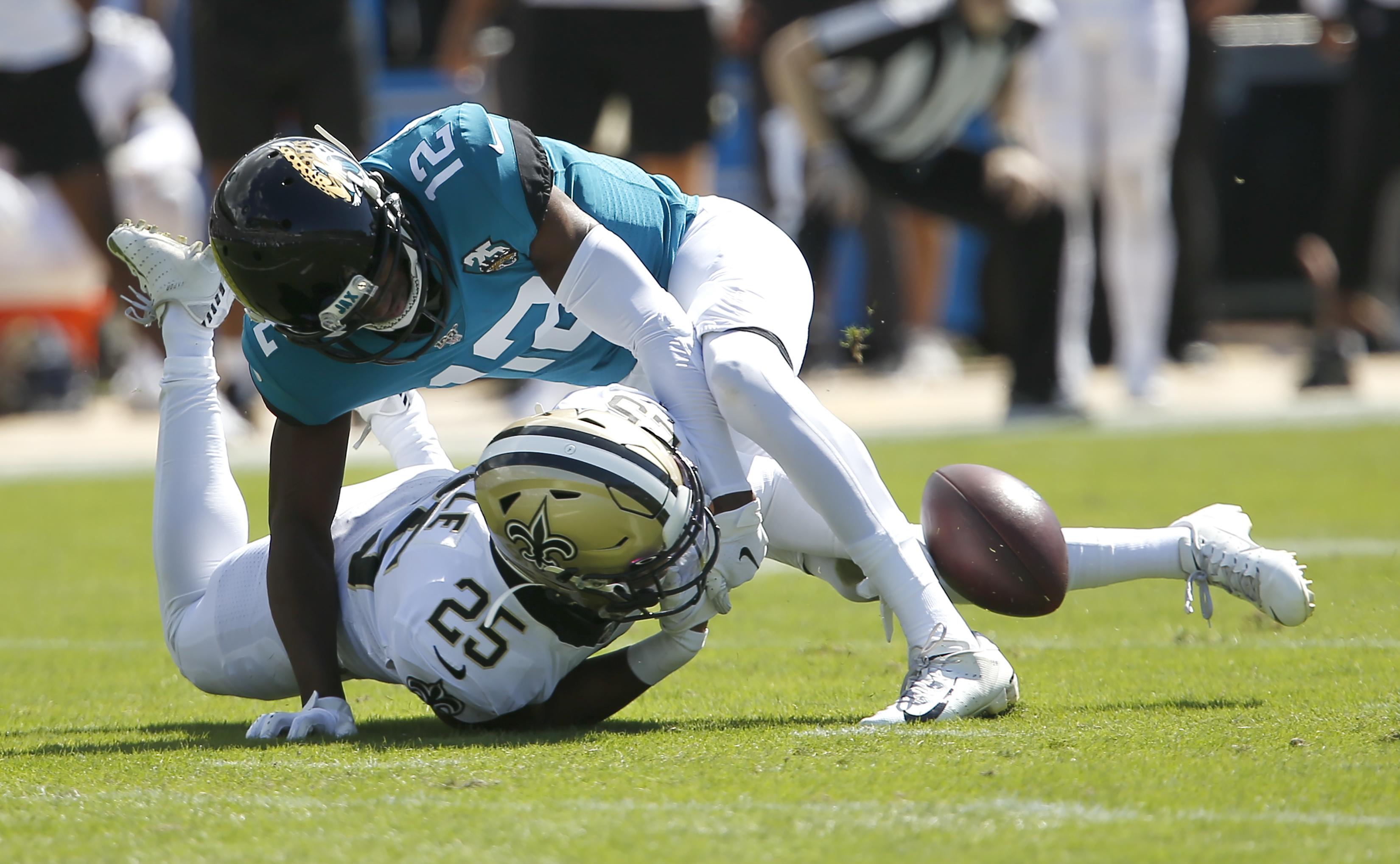 NFL: New Orleans Saints at Jacksonville Jaguars