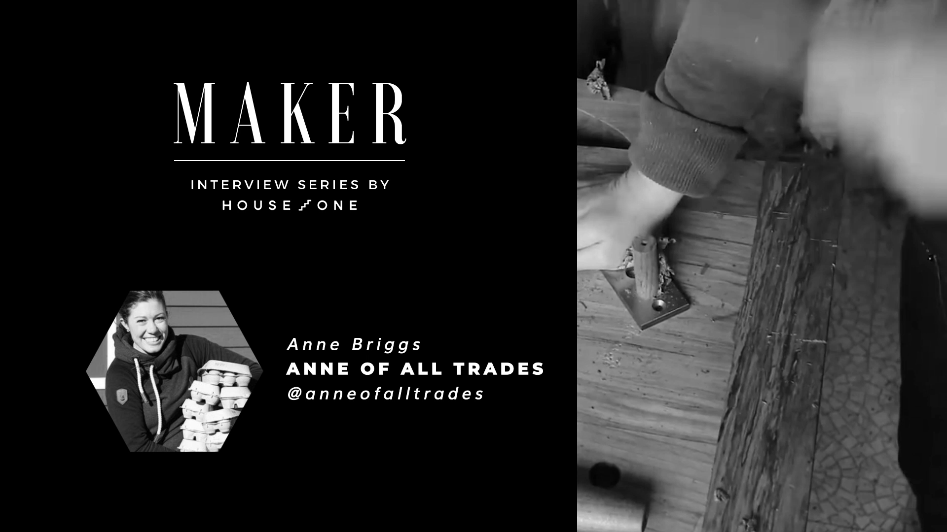 Anne Briggs of All Trades.