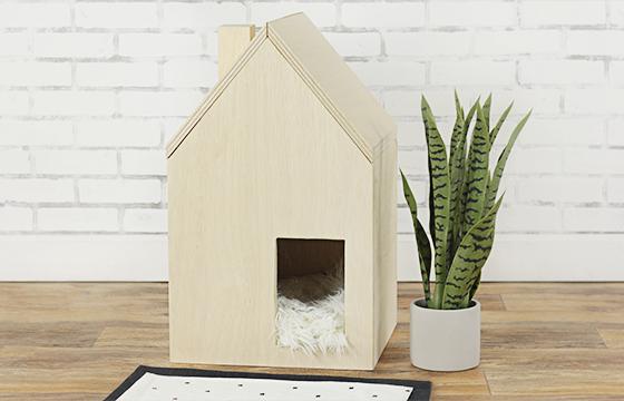 DIY pet house