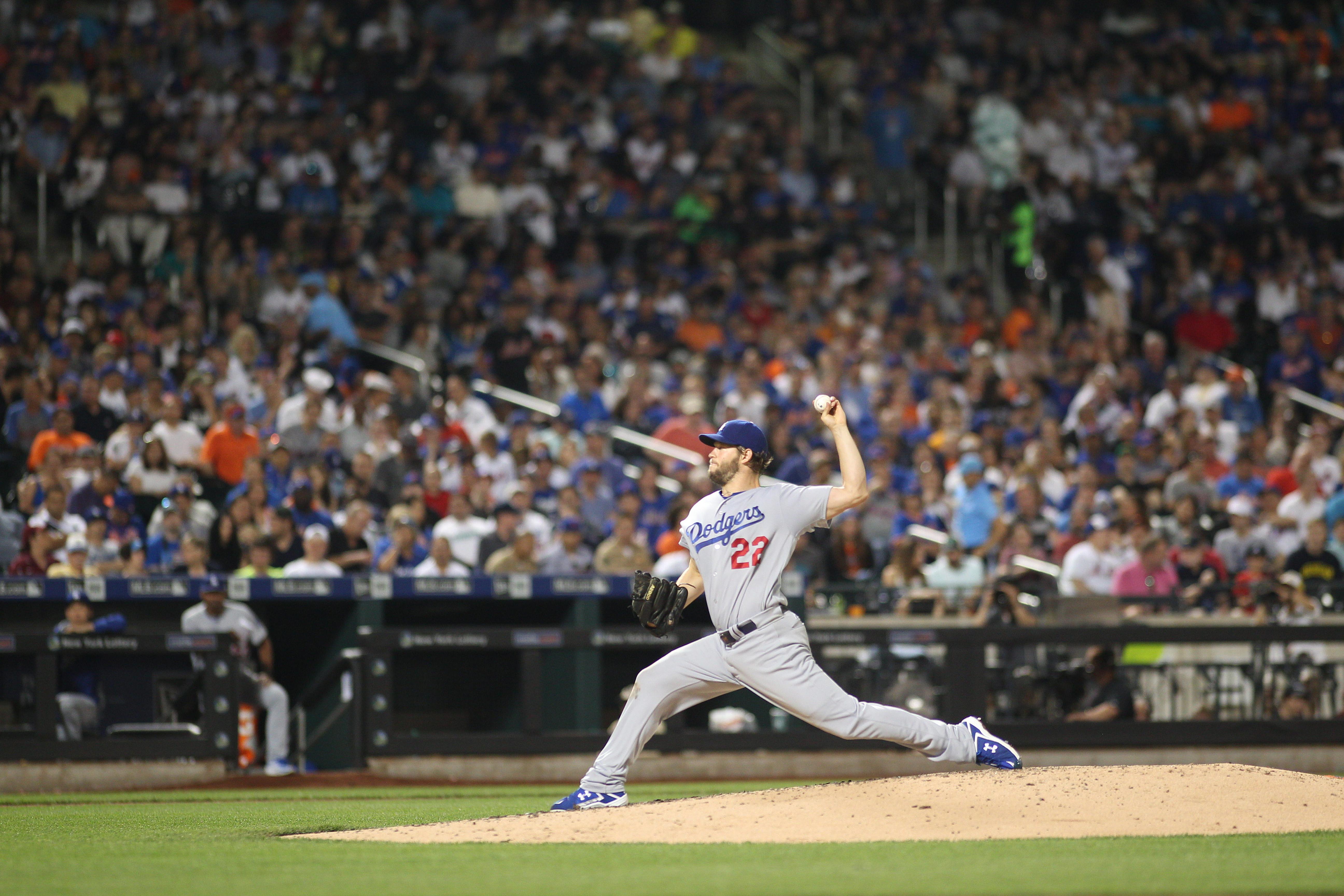 Los Angeles Dodgers Vs New York Mets