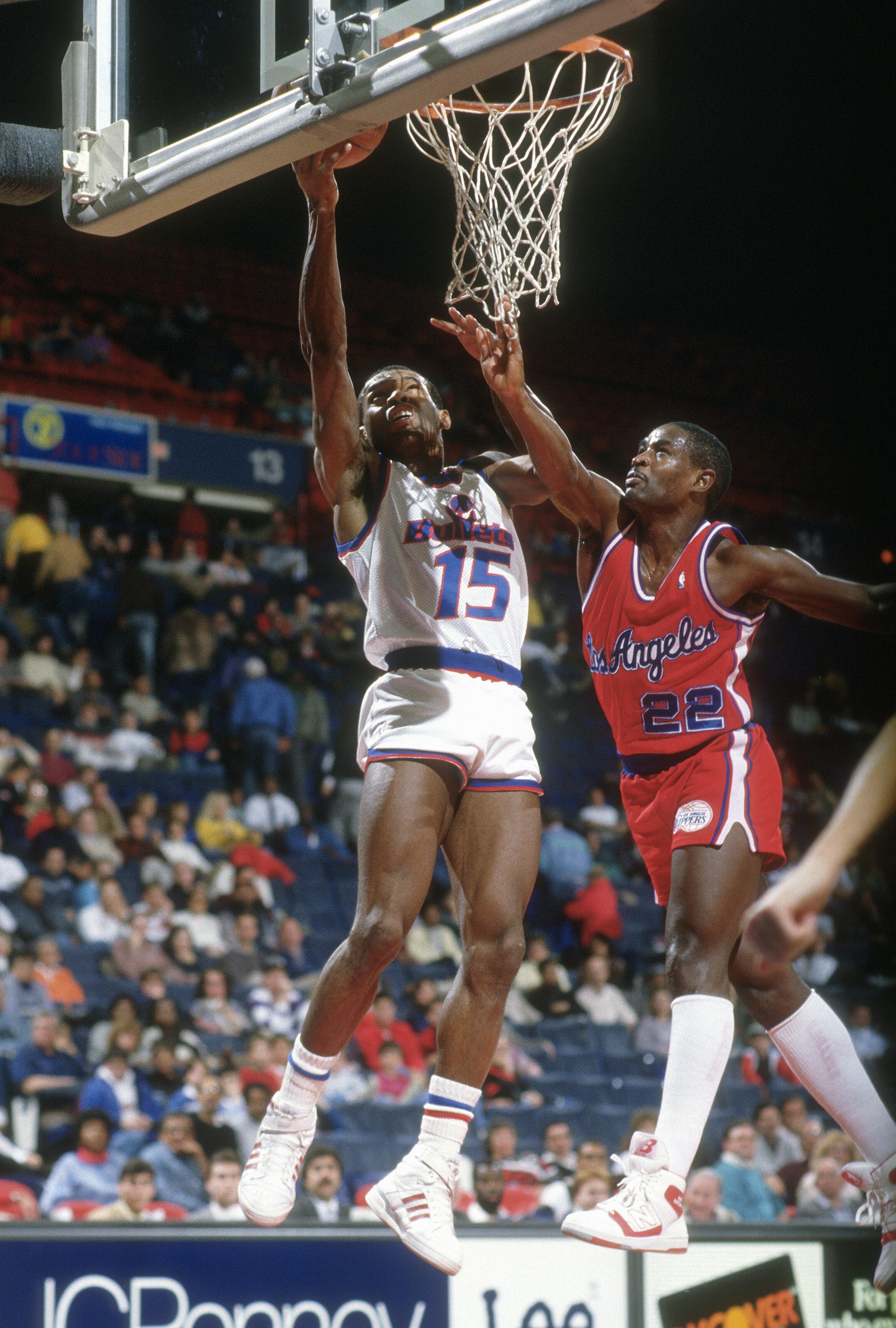 Los Angeles Clippers v Washington Bullets