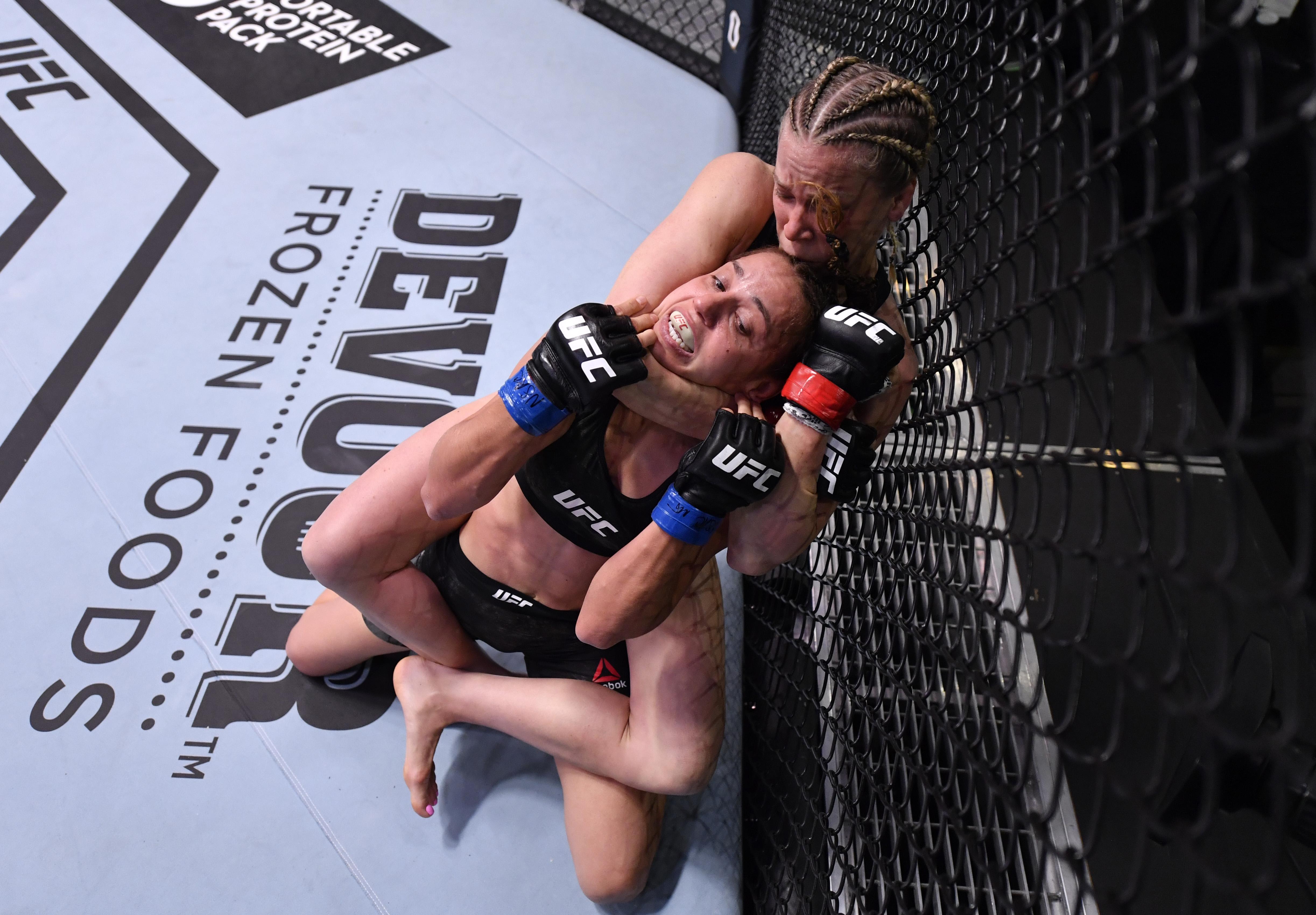 UFC Fight Night: Chookagian v Shevchenko