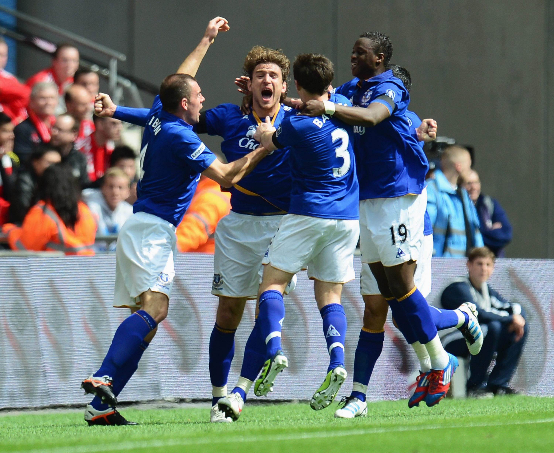 Liverpool v Everton - FA Cup Semi Final