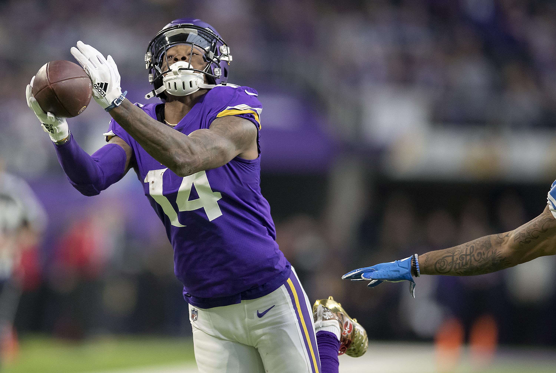 The Minnesota Vikings beat the Detroit Lions