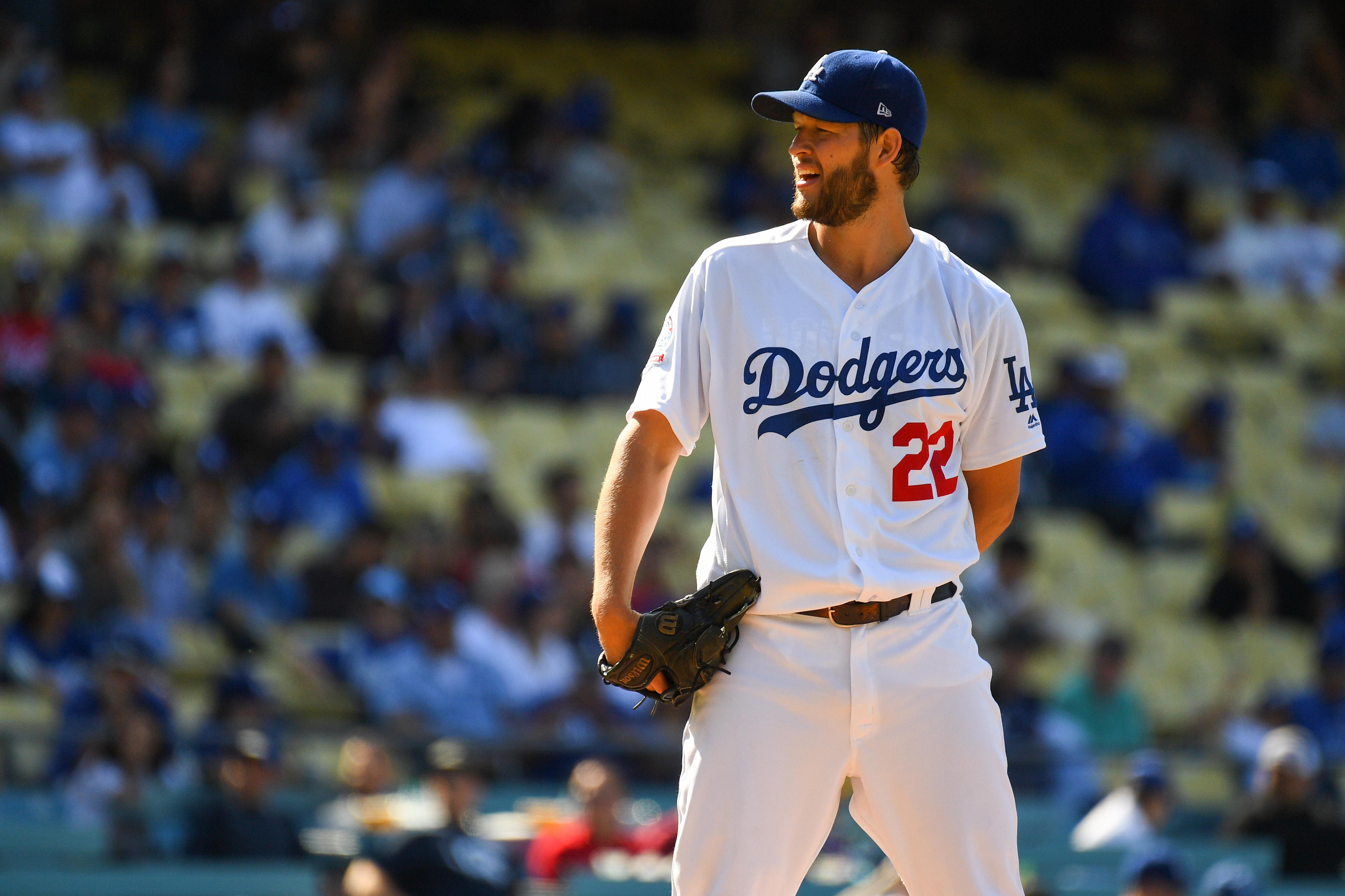 MLB: MAY 31 Phillies at Dodgers