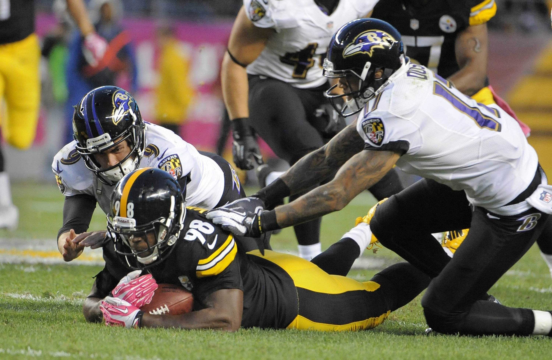 Ravens at Steelers