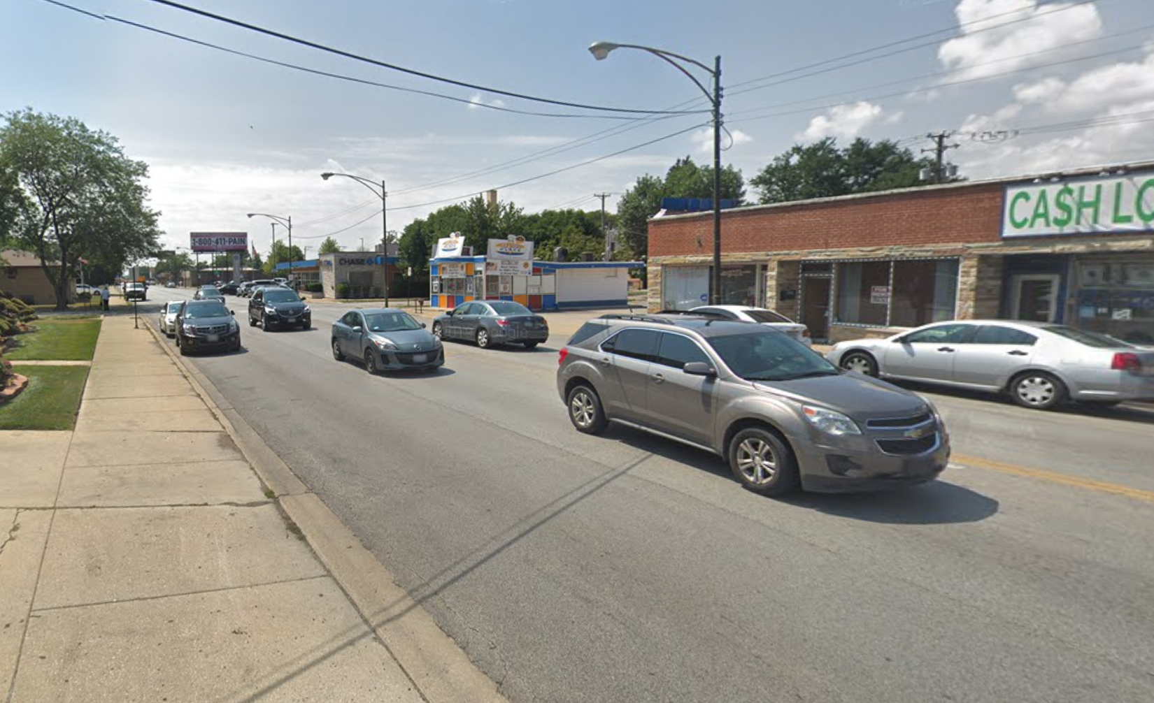 A man was shot dead May 31, 2020, in the 8300 block of South Kedzie Avenue