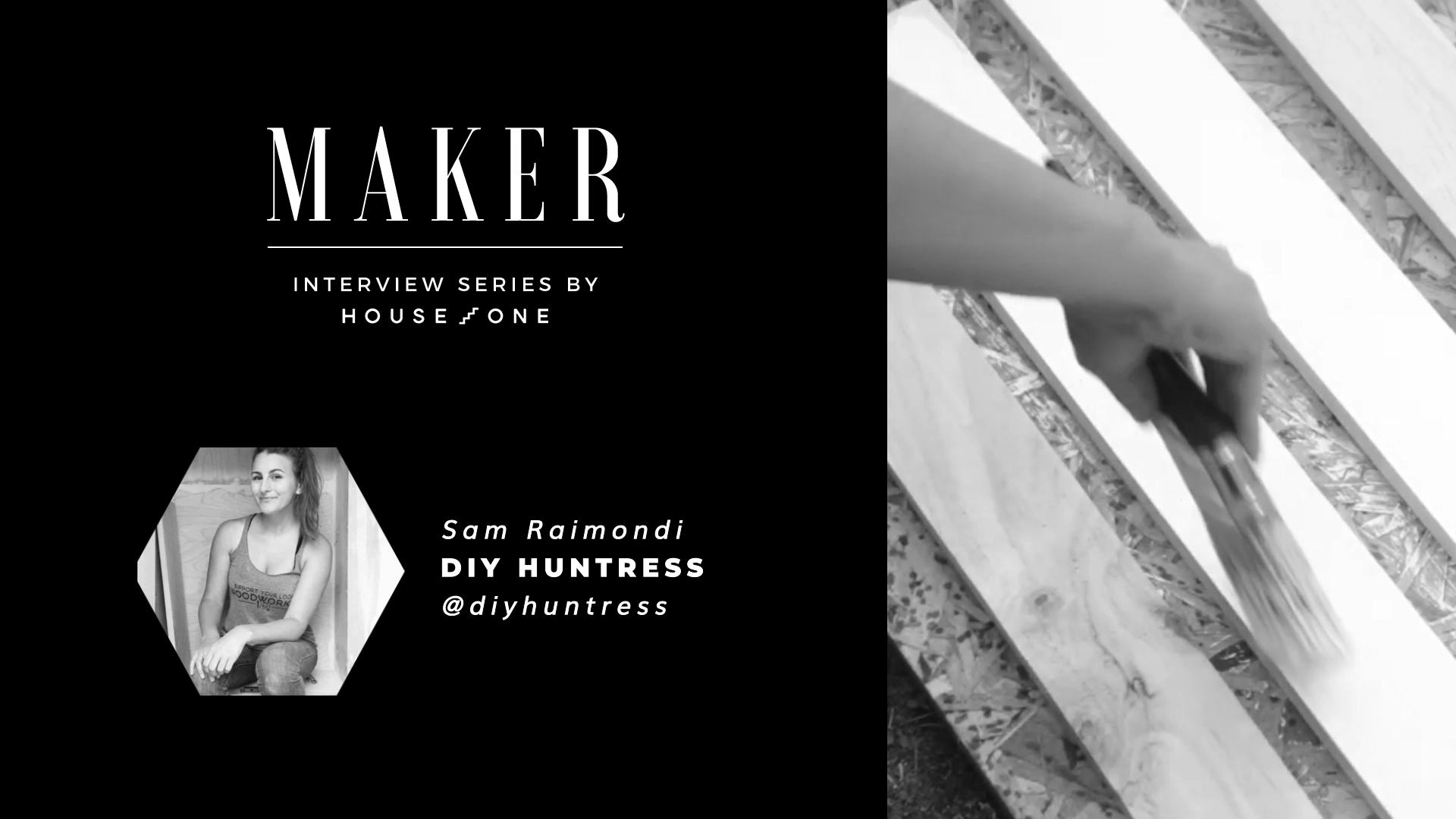 Maker interview: Sam Raimondi