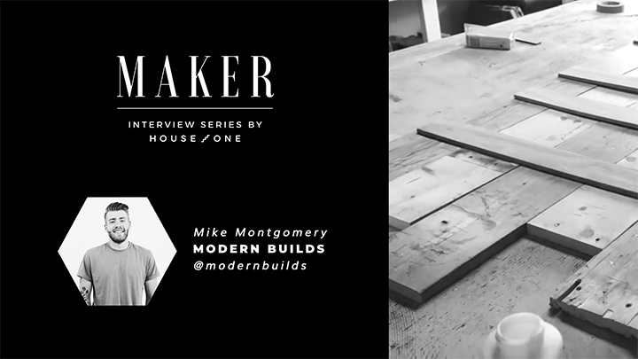Mike Montgomery of Modern Builds