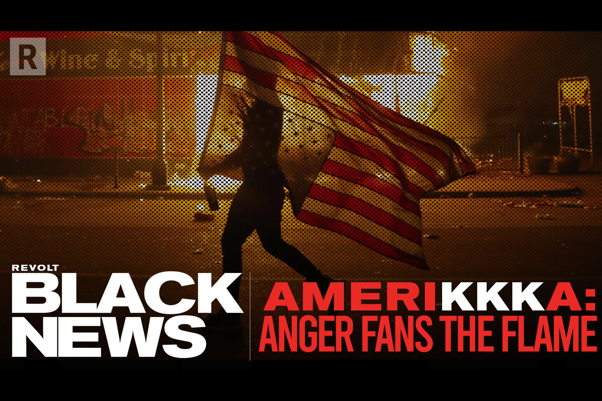 'REVOLT BLACK NEWS'