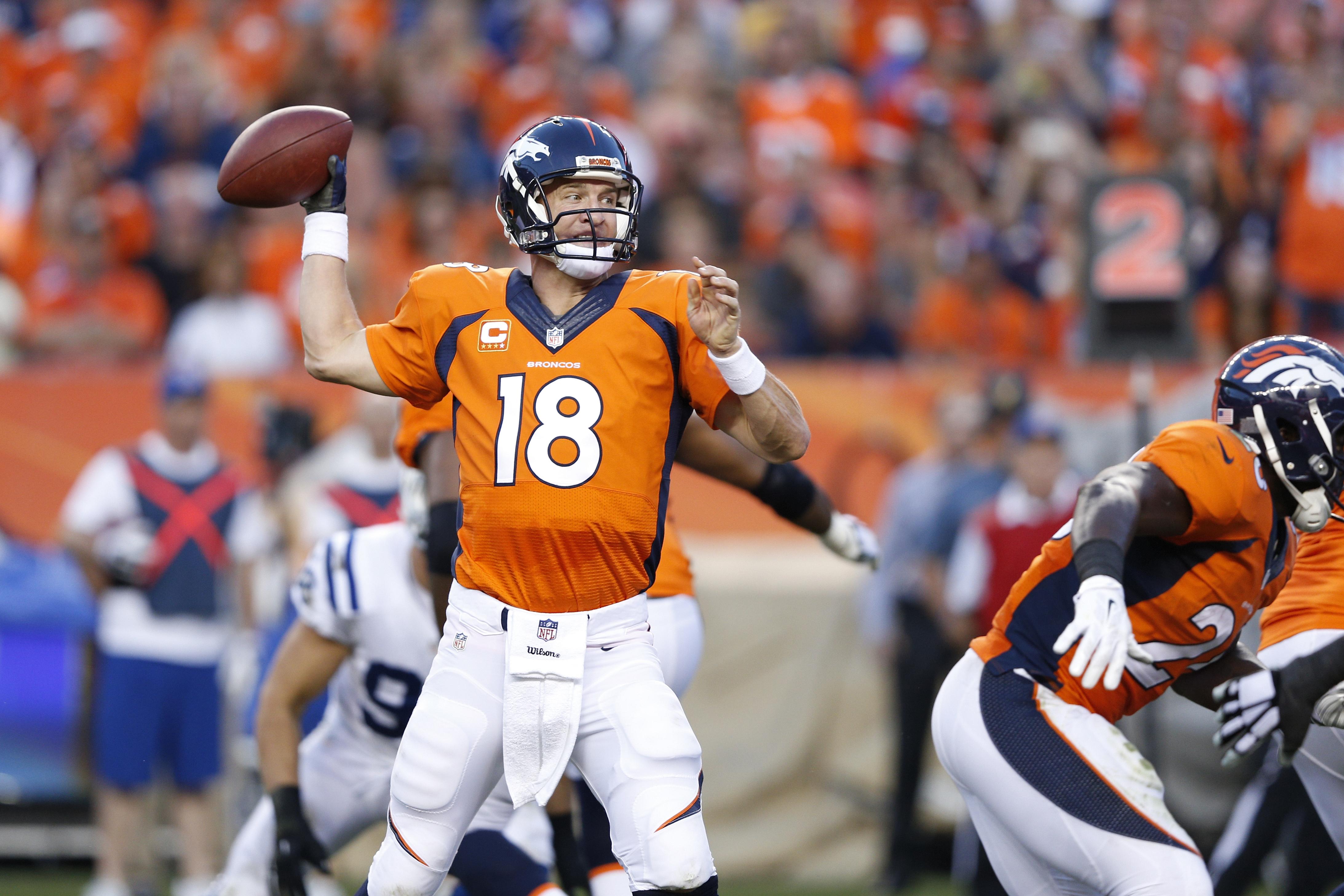 Indianapolis Colts v Denver Broncos