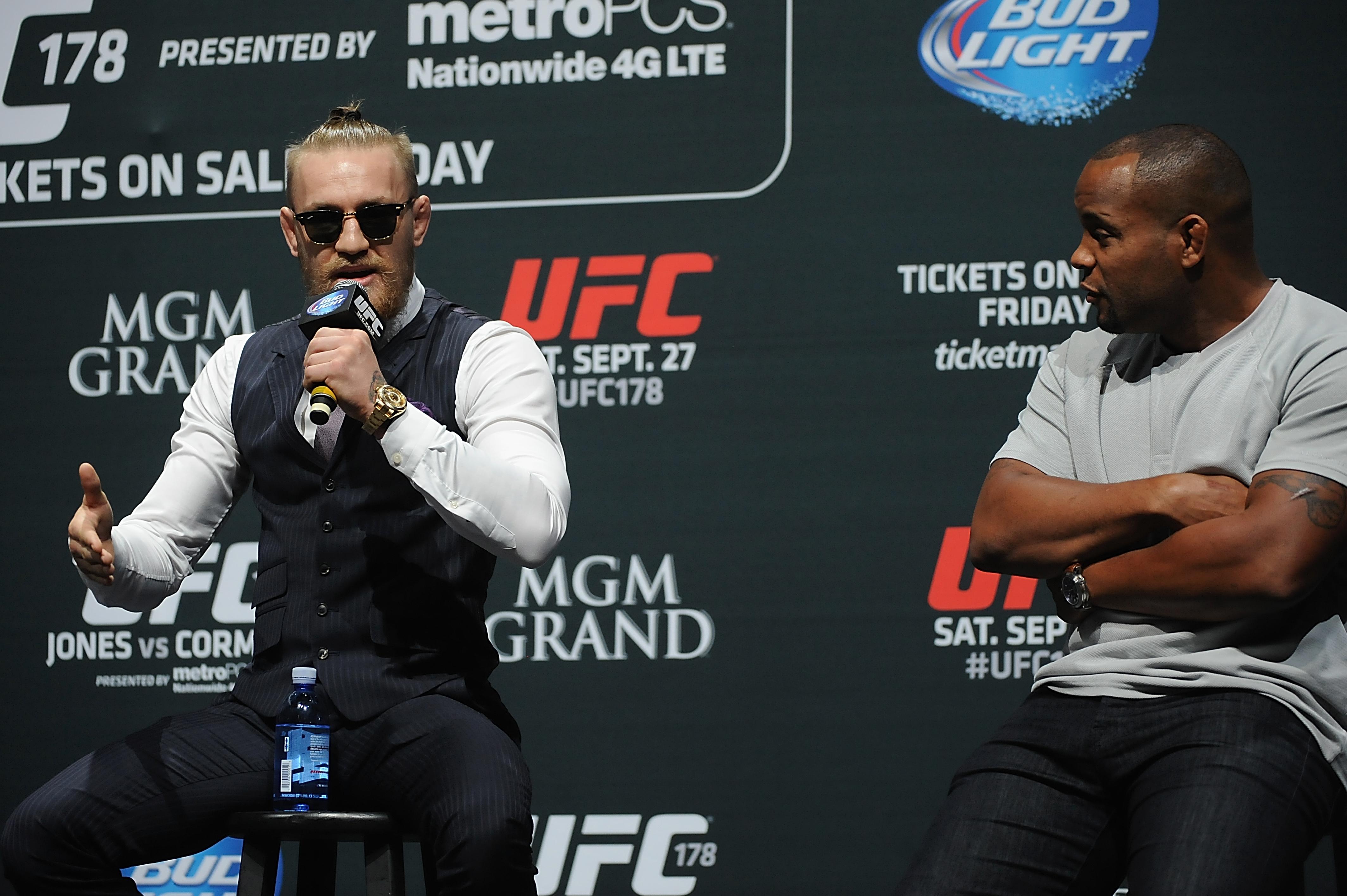 UFC 178: Jones v Cormier - Q&A Fan Event