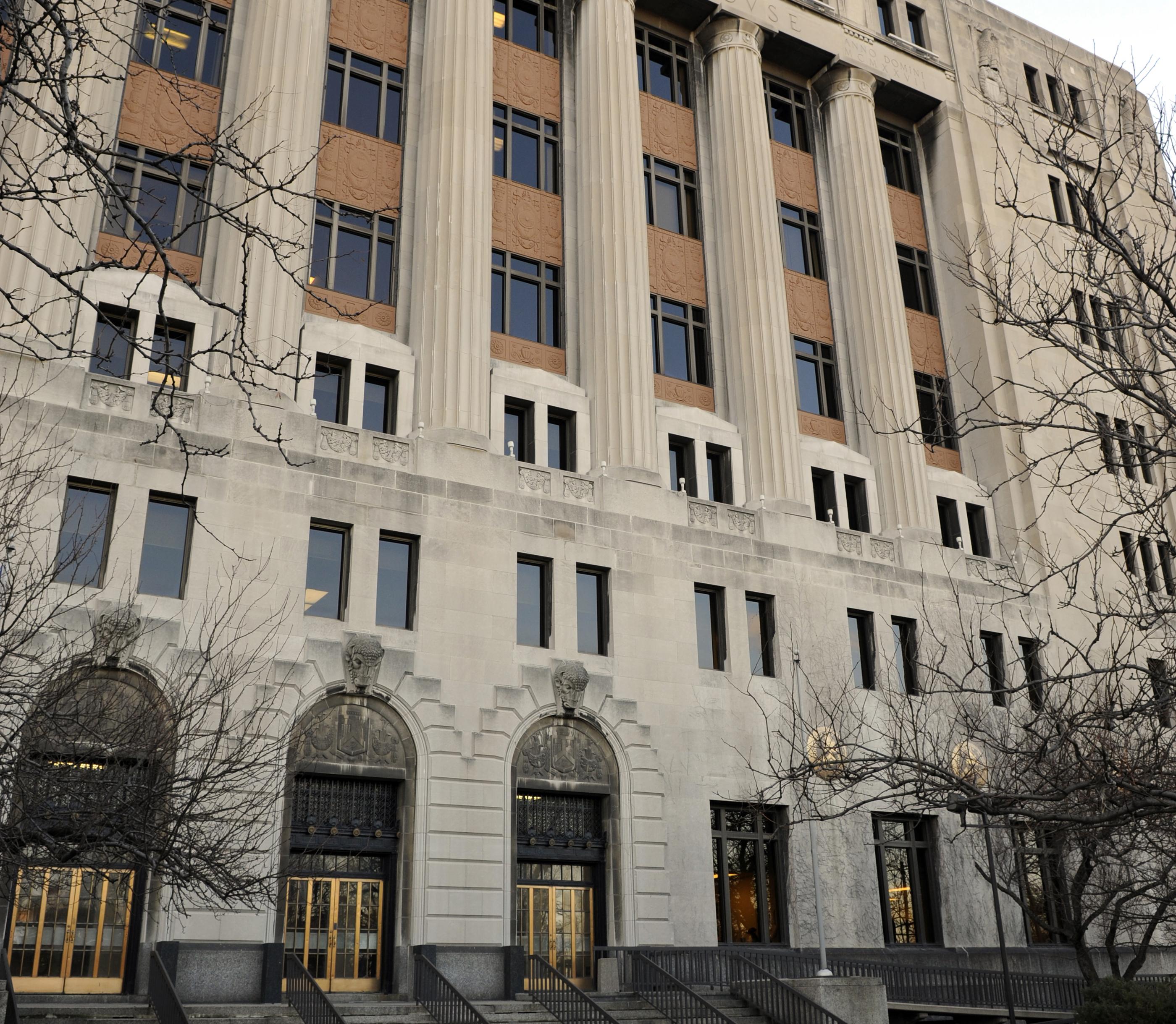 The Leighton Criminal Courthouse