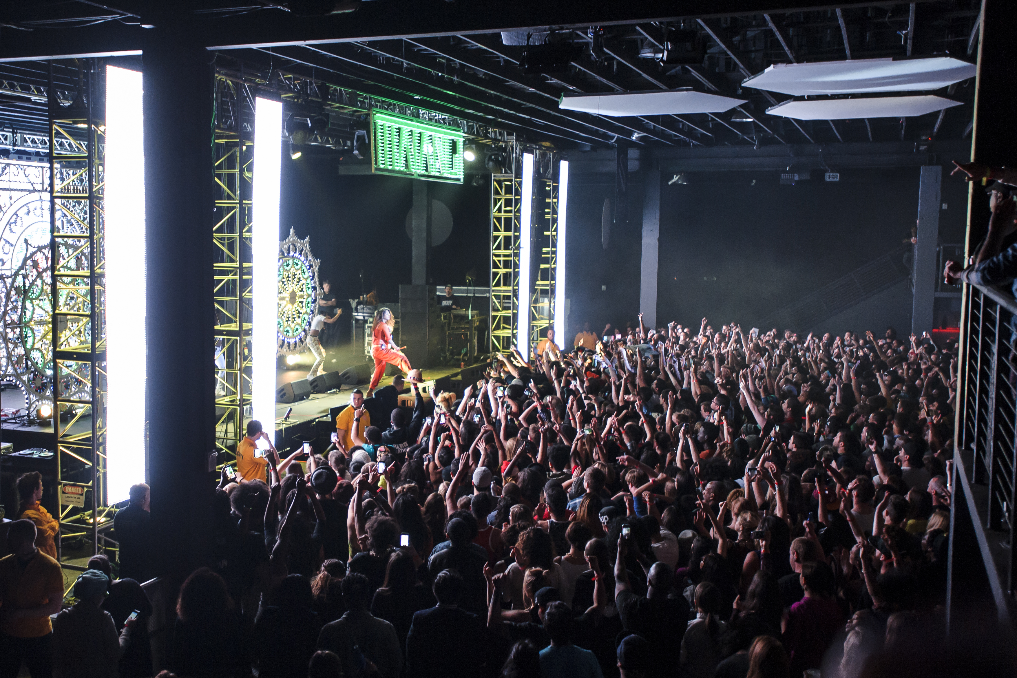 M.I.A. Performs at Echostage in Washington, D.C.