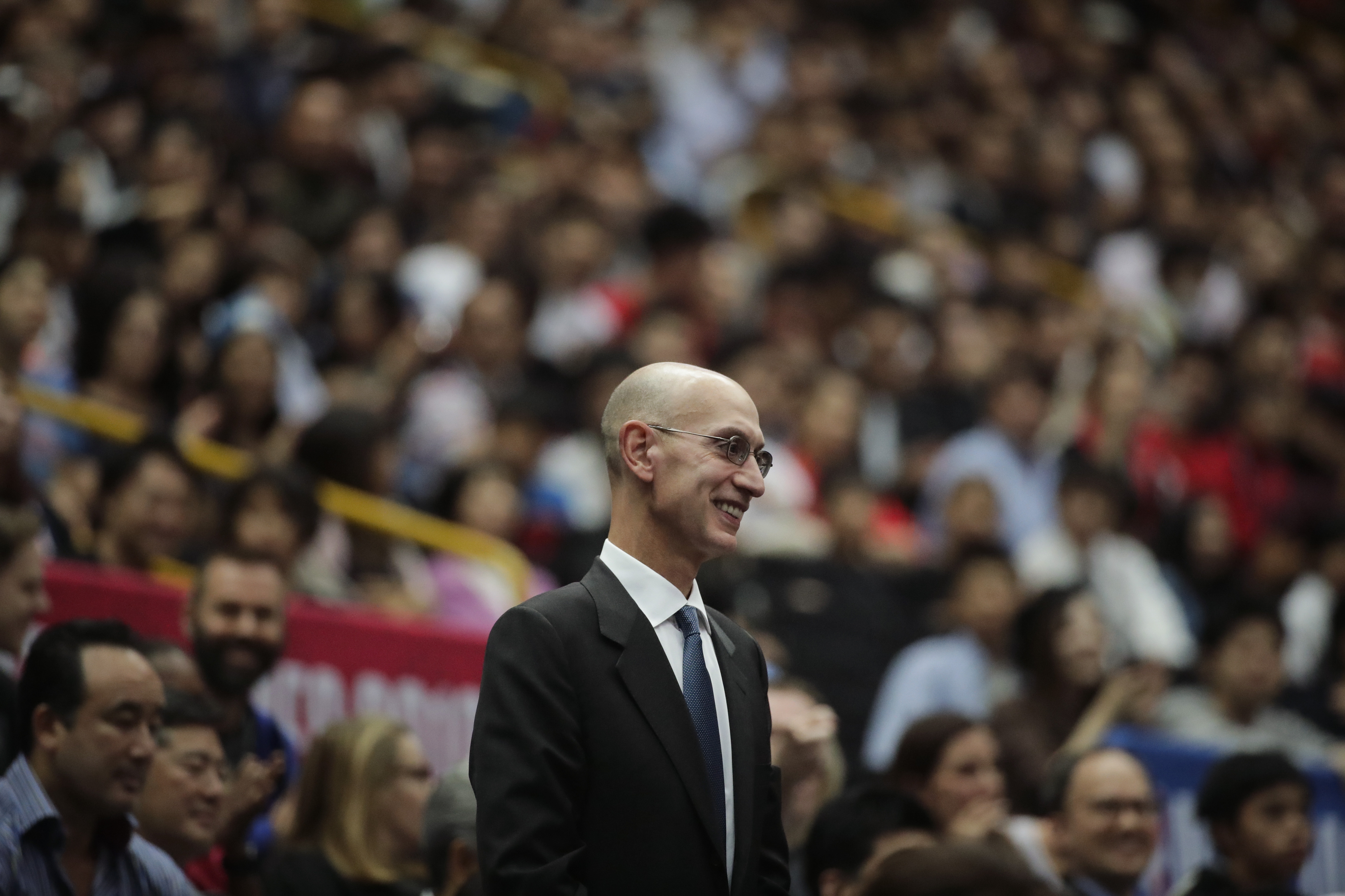 NBA commissioner Adam Silver and the owners will send a season restart plan to the players' union.