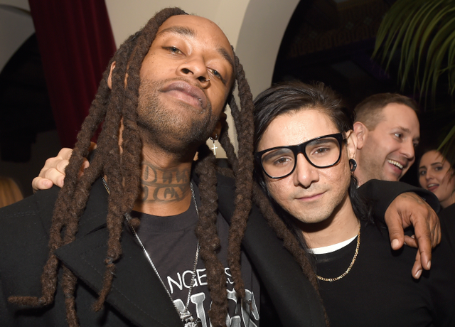 Ty Dolla $ign and Skrillex