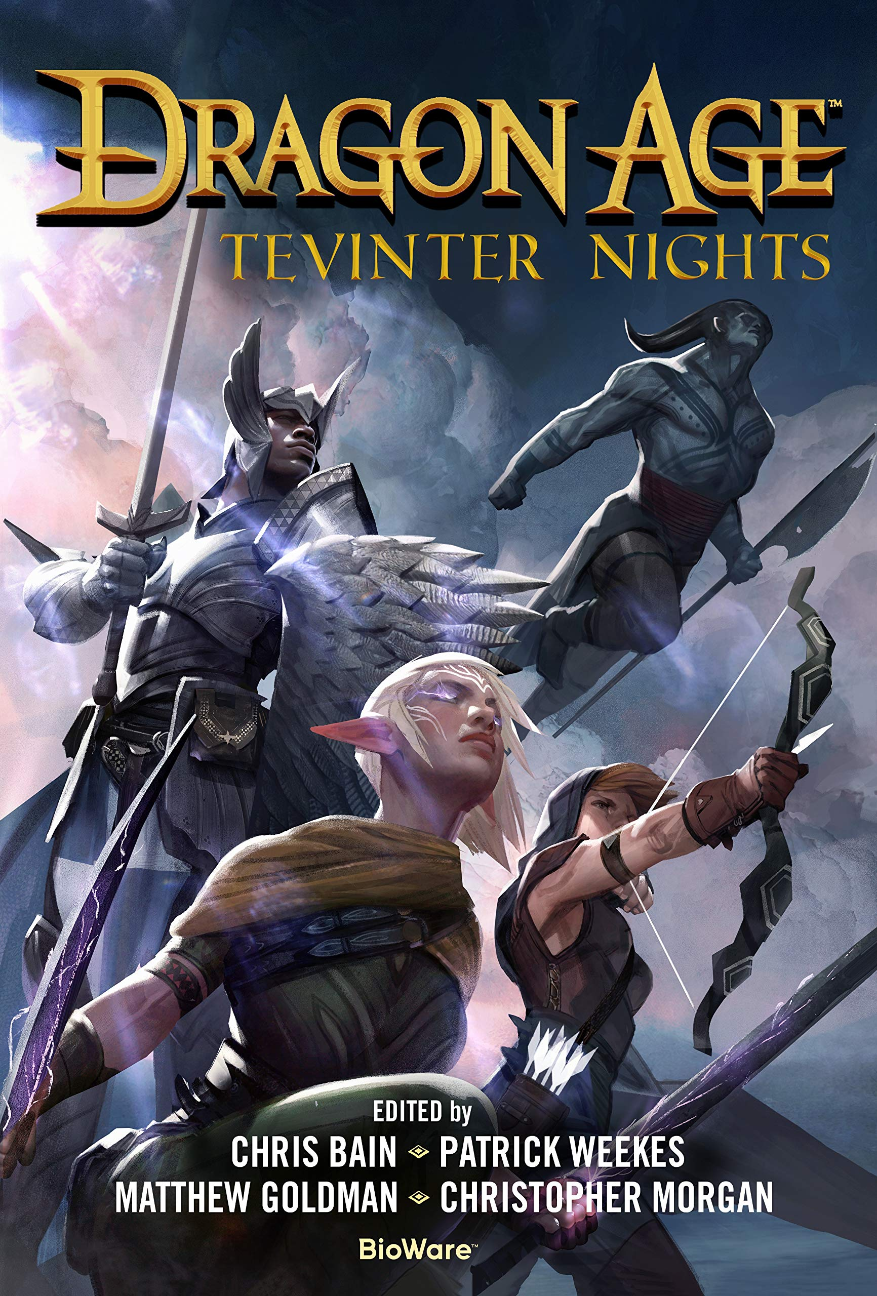 Cover of Dragon Age: Tevinter Nights
