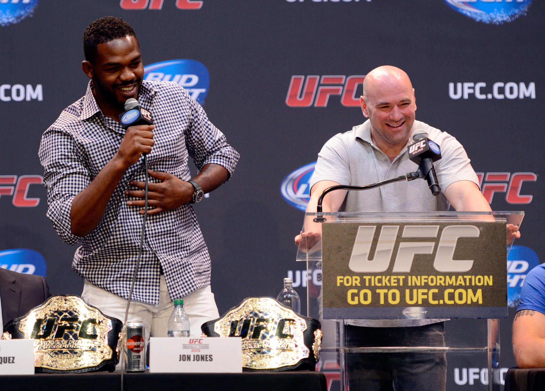 UFC Media Tour With UFC President Dana White