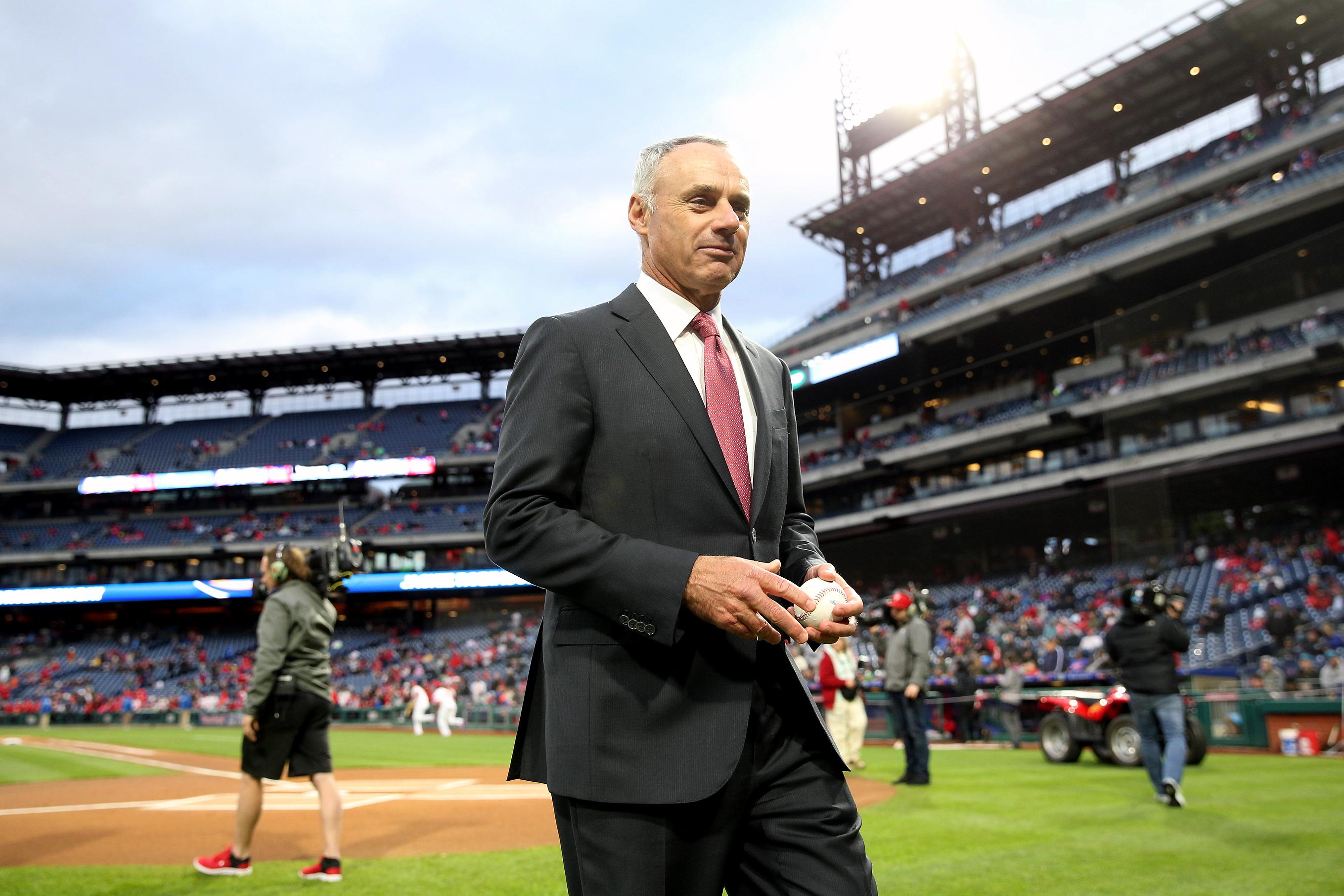 Philadelphia Phillies v. New York Mets
