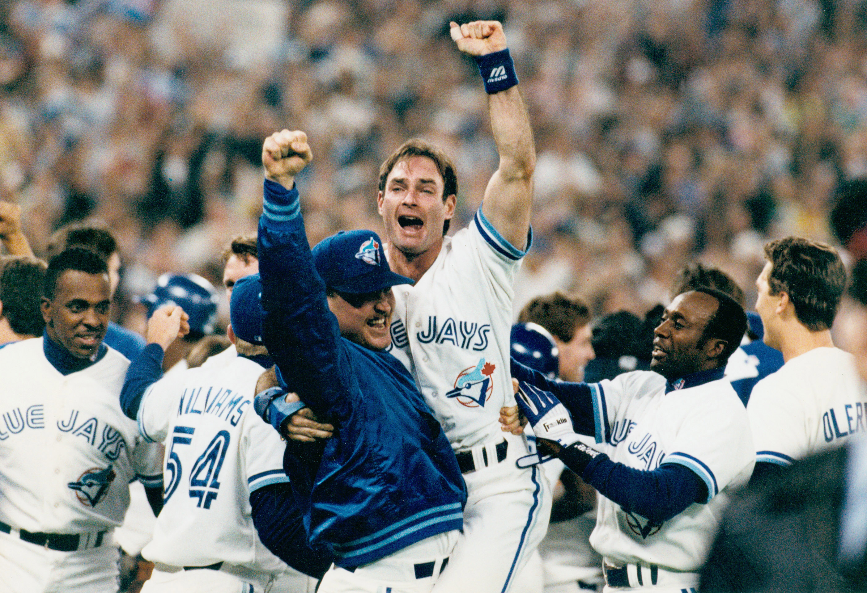MLB: 1993 World Series
