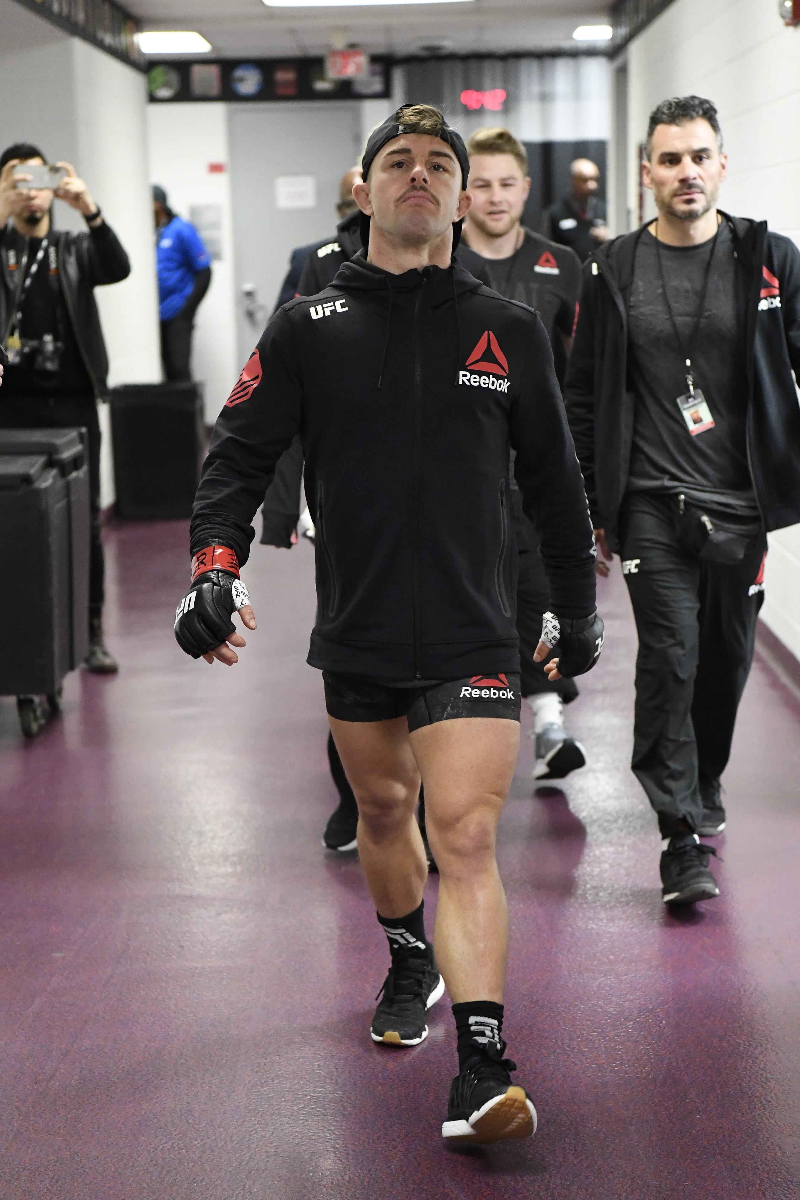 UFC Fight Night: Overeem v Rozenstruik