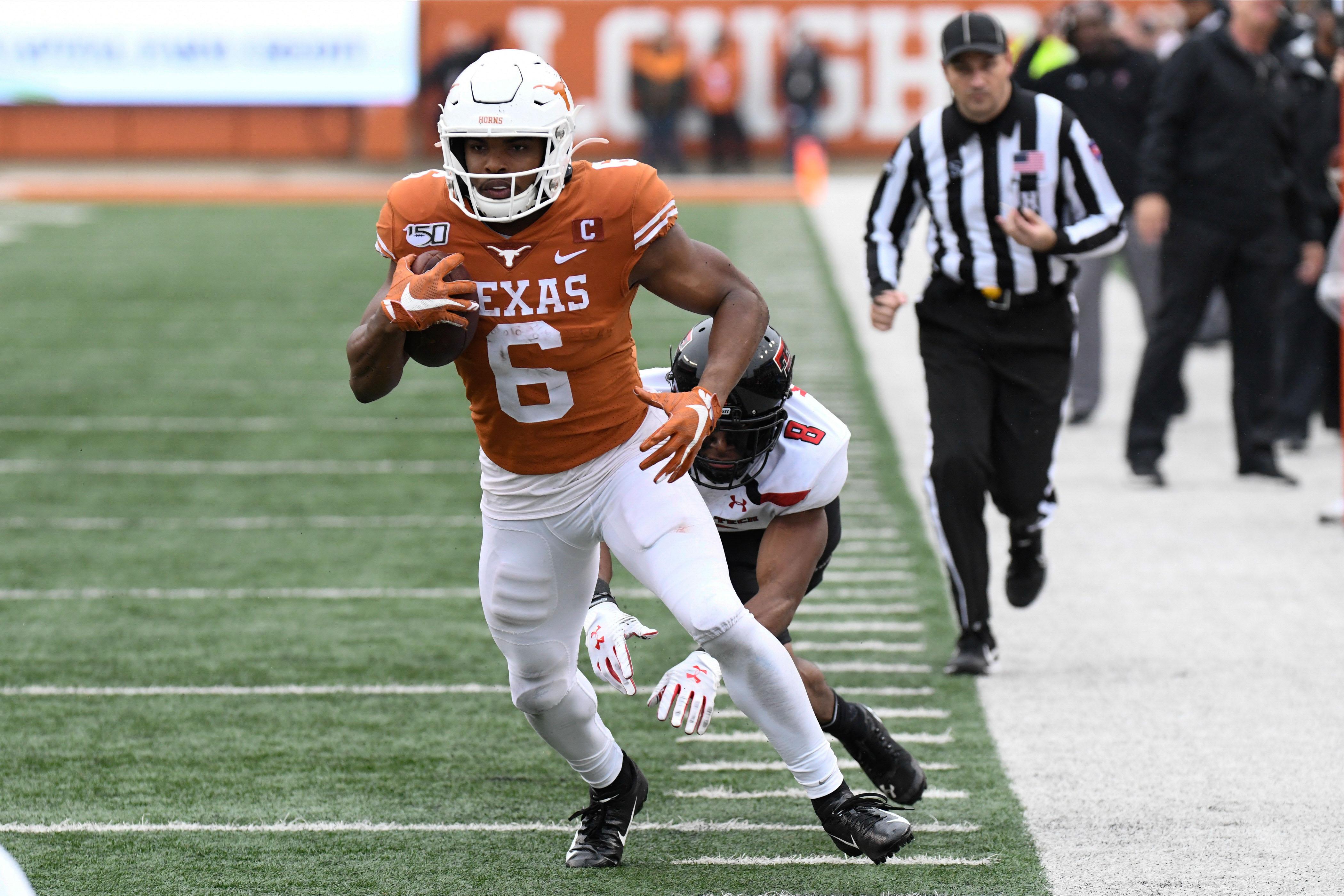 NCAA Football: Texas Tech at Texas