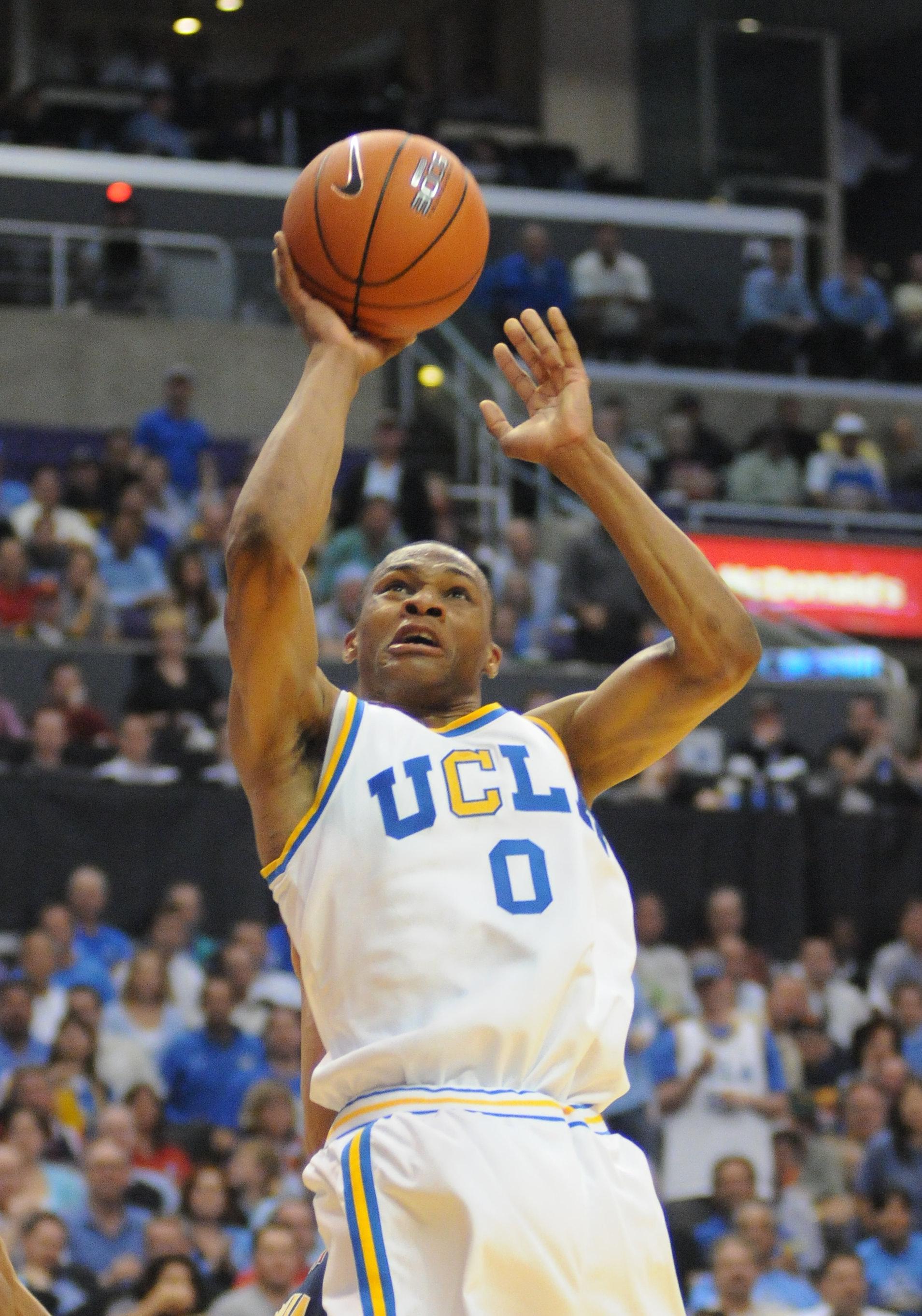 NCAA BASKETBALL: MAR 13 Pac-10 Tournament - Cal v UCLA