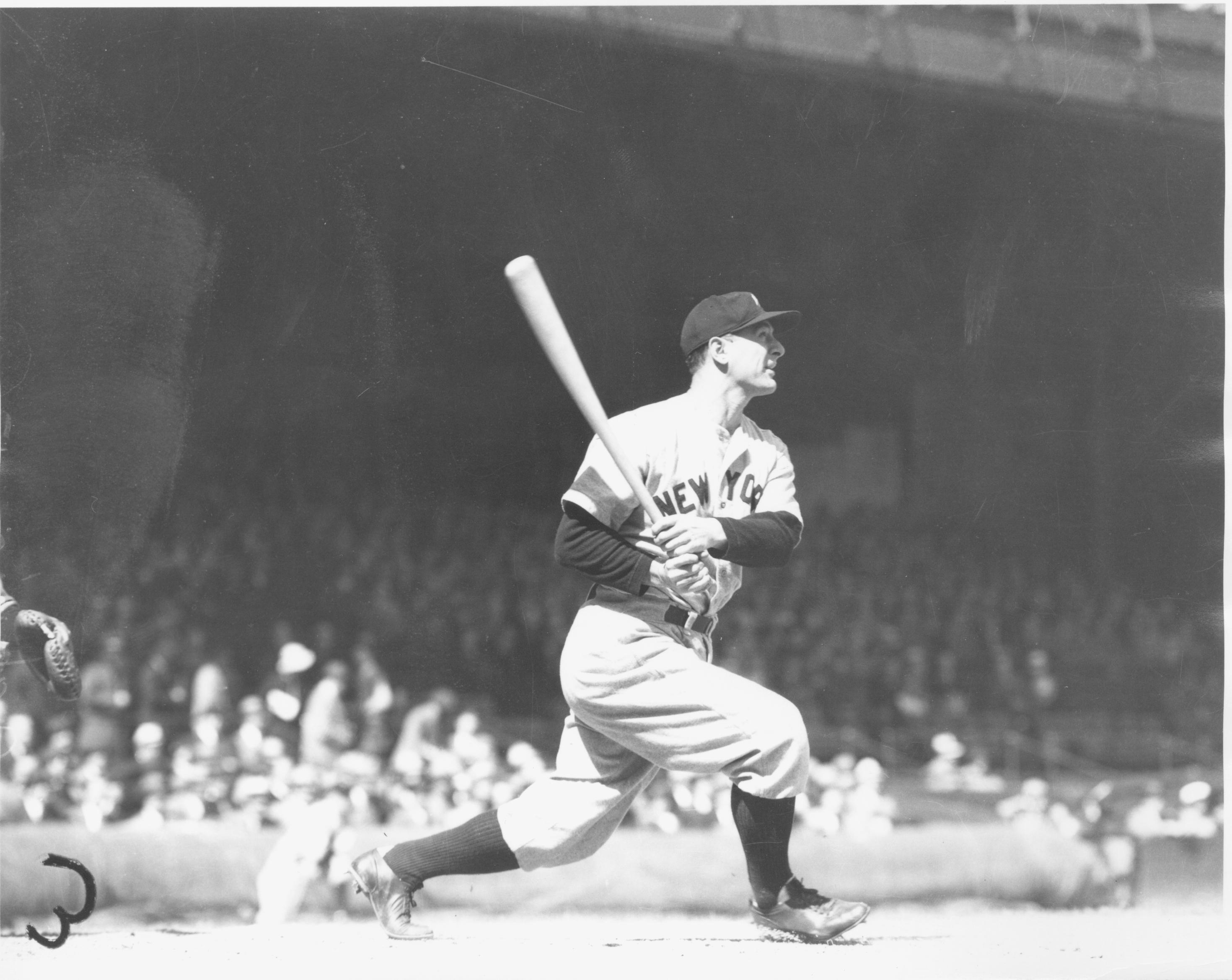Lou Gehrig...