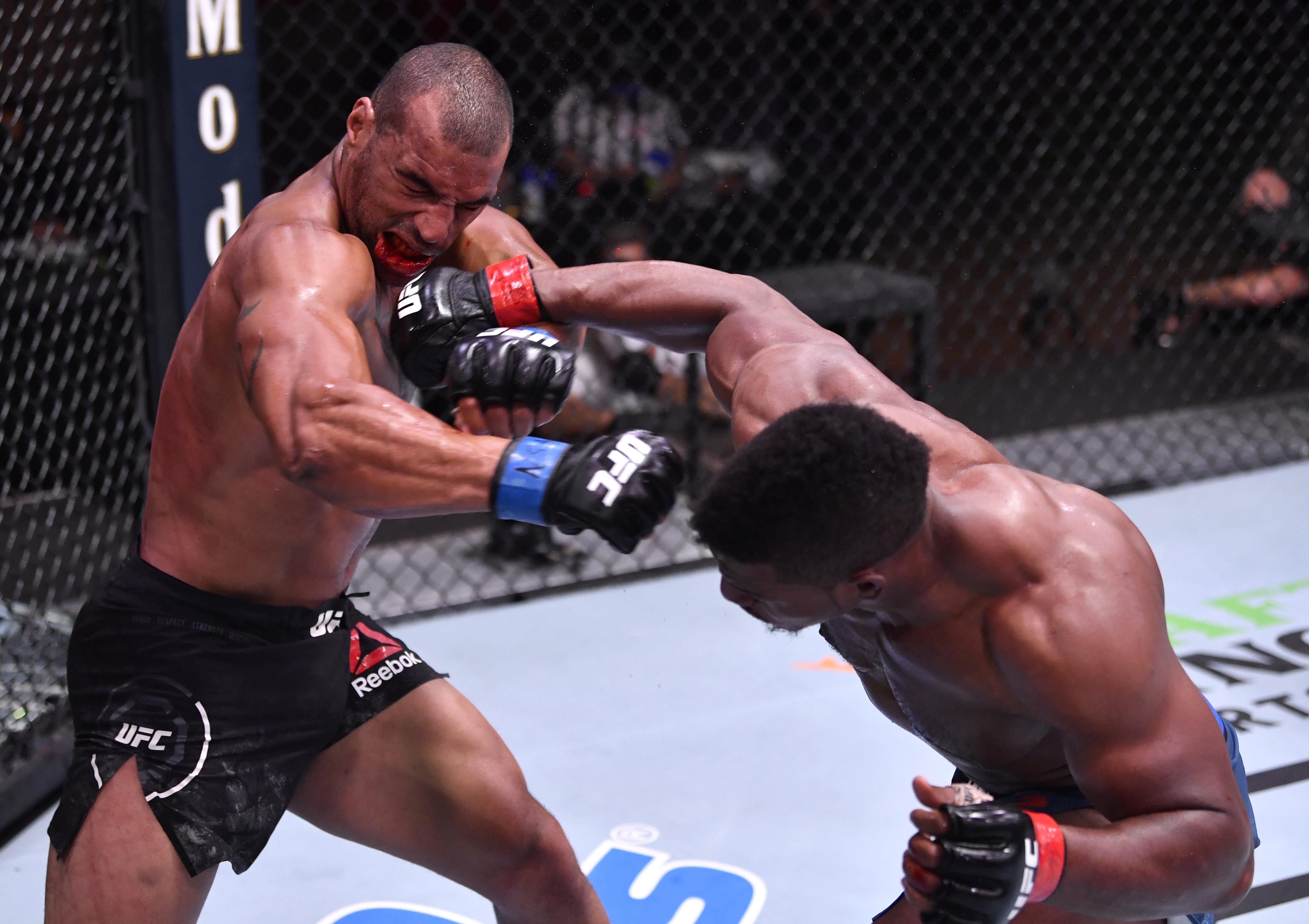 UFC 250: Menifield v Clark