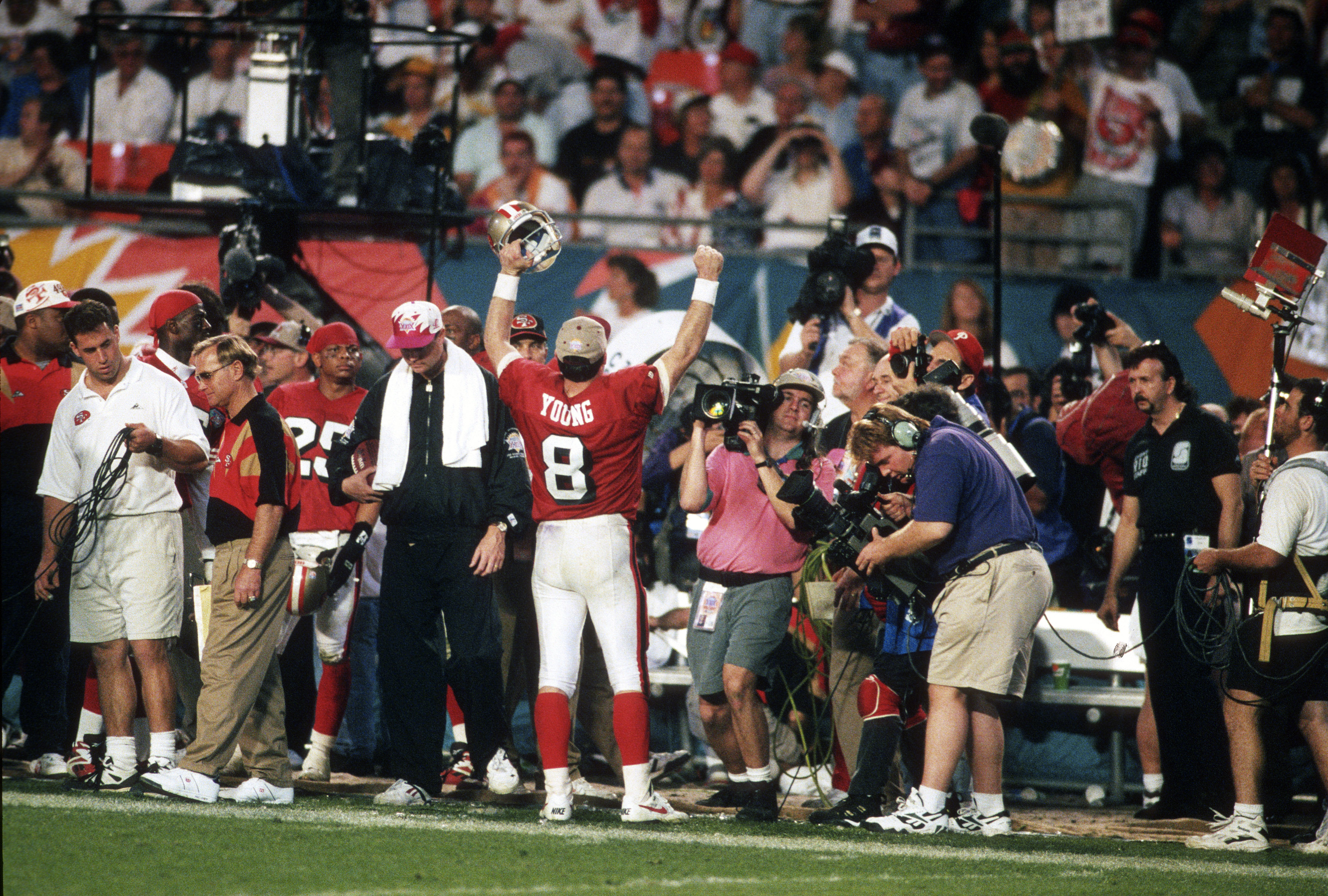 Super Bowl XXIX - San Diego Chargers v San Francico 49ers