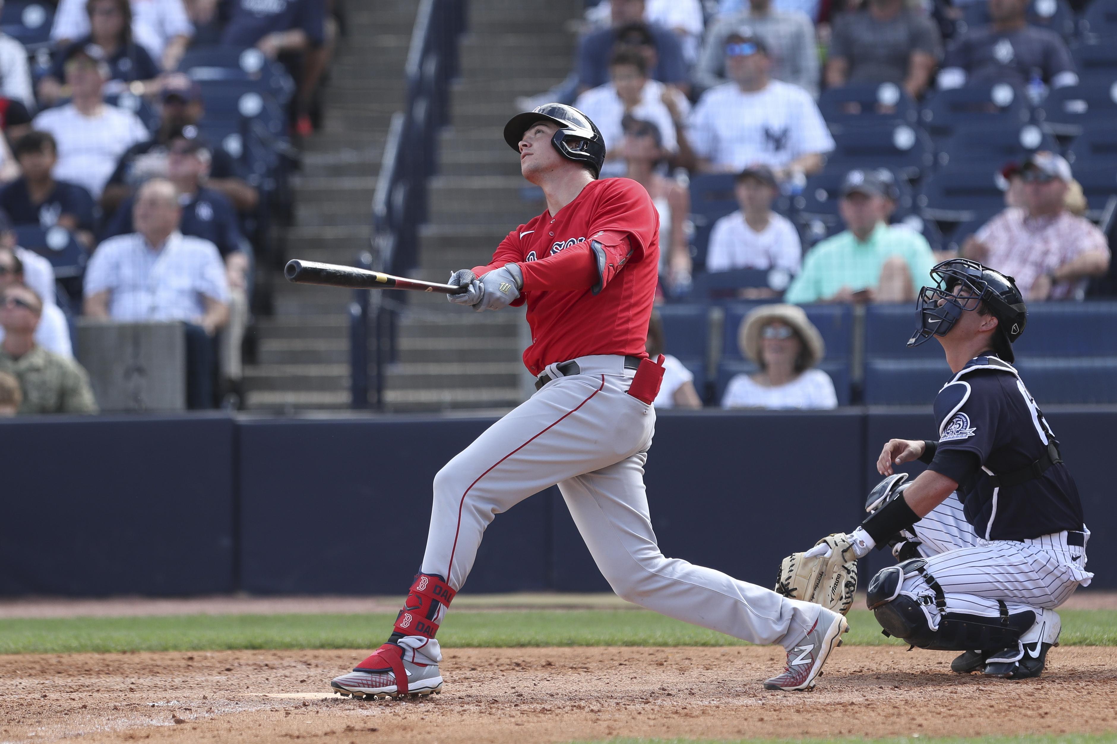 MLB: MAR 03 Spring Training - Red Sox at Yankees