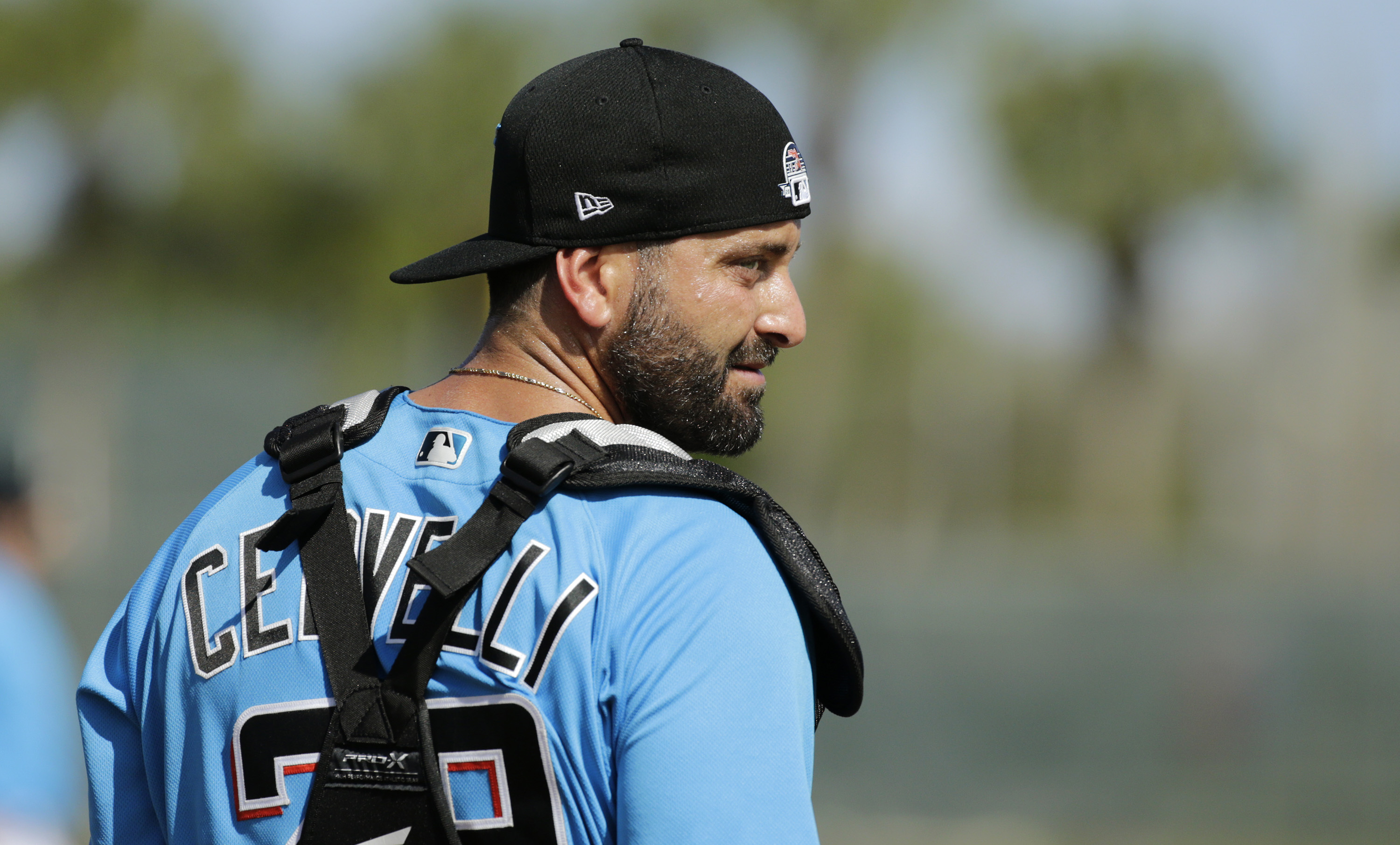 Marlins first full-squad 2/17/2020