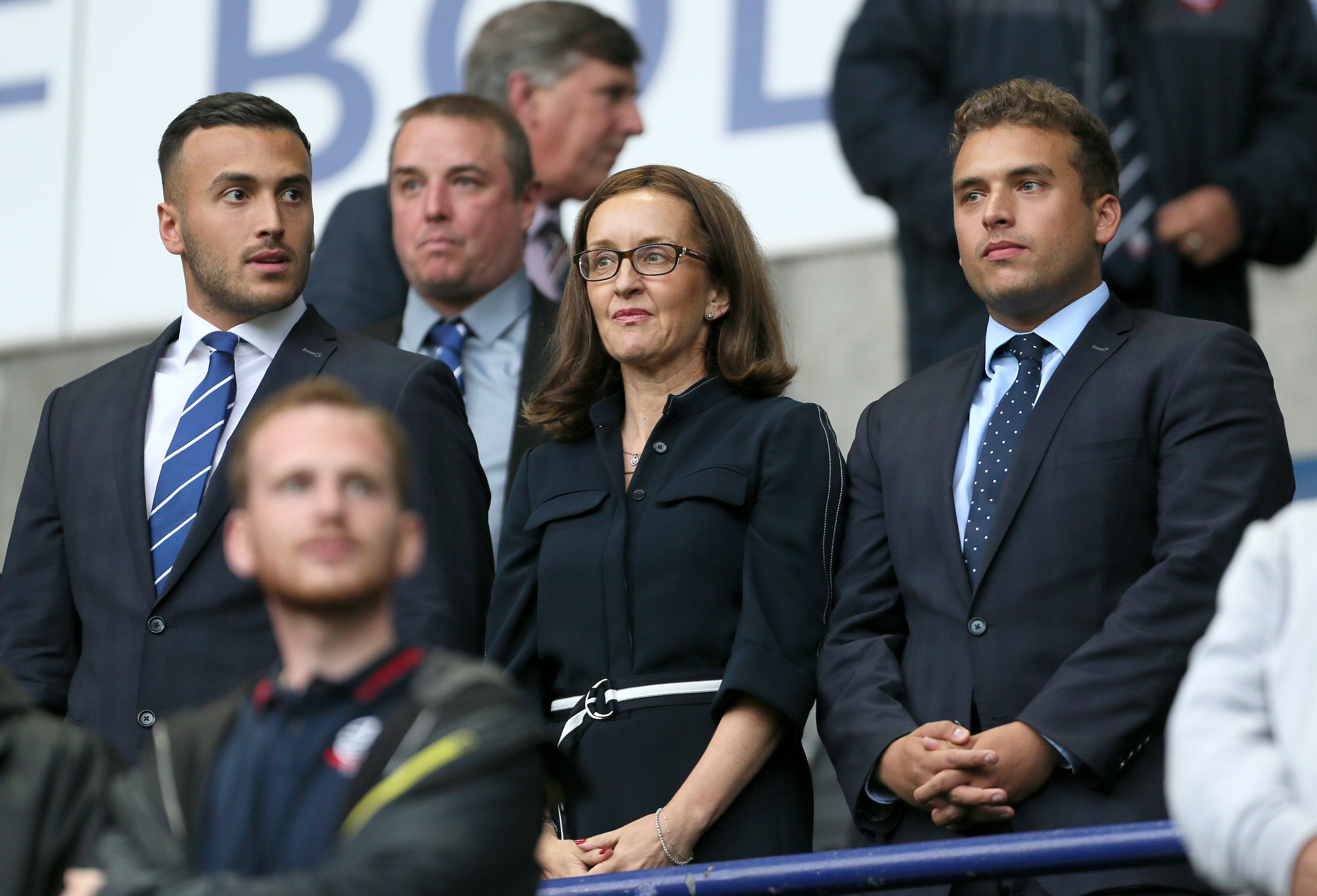 Bolton Wanderers v Bradford City - EFL Trophy - Northern Section - Group F - University of Bolton Stadium