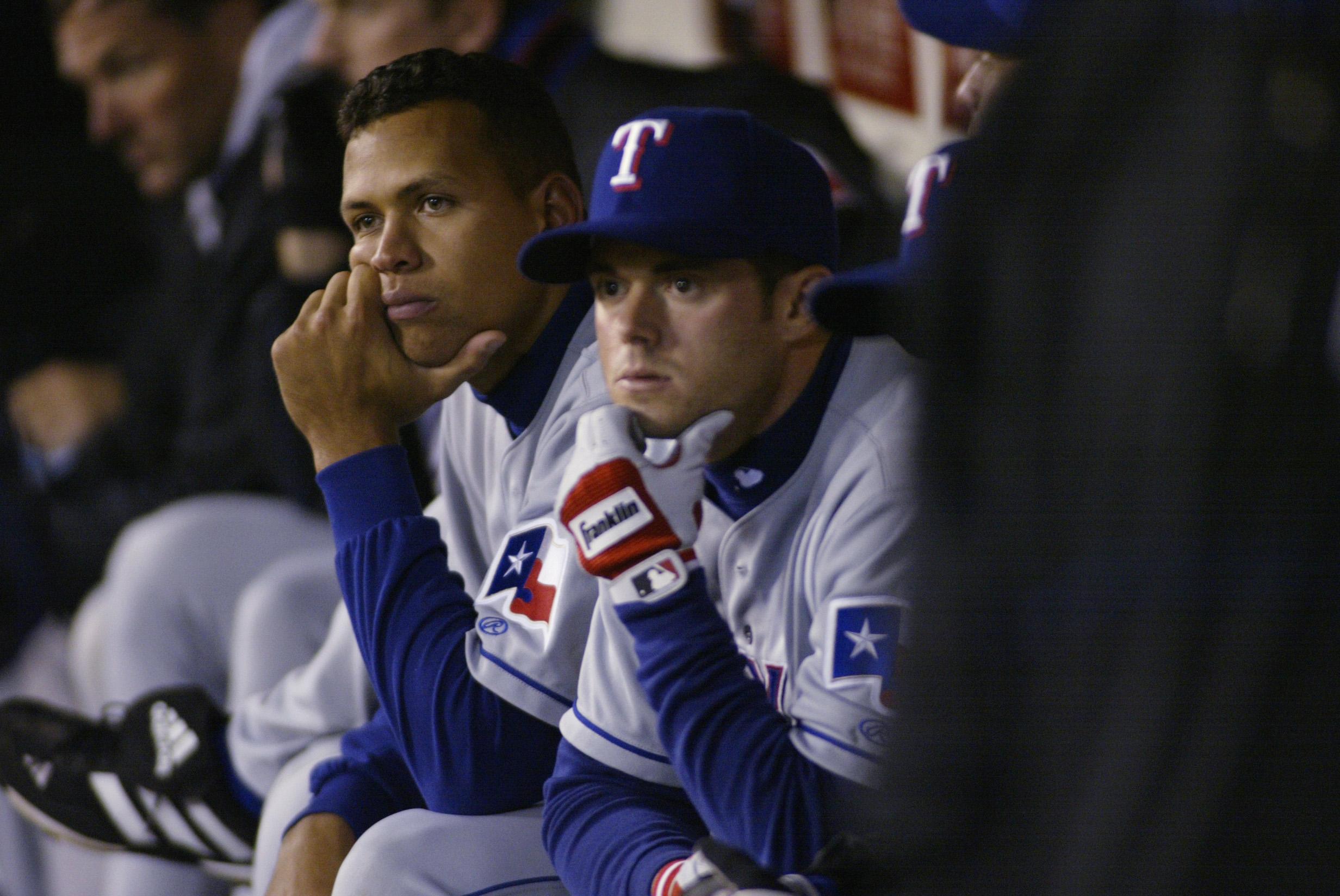 Rangers v A's